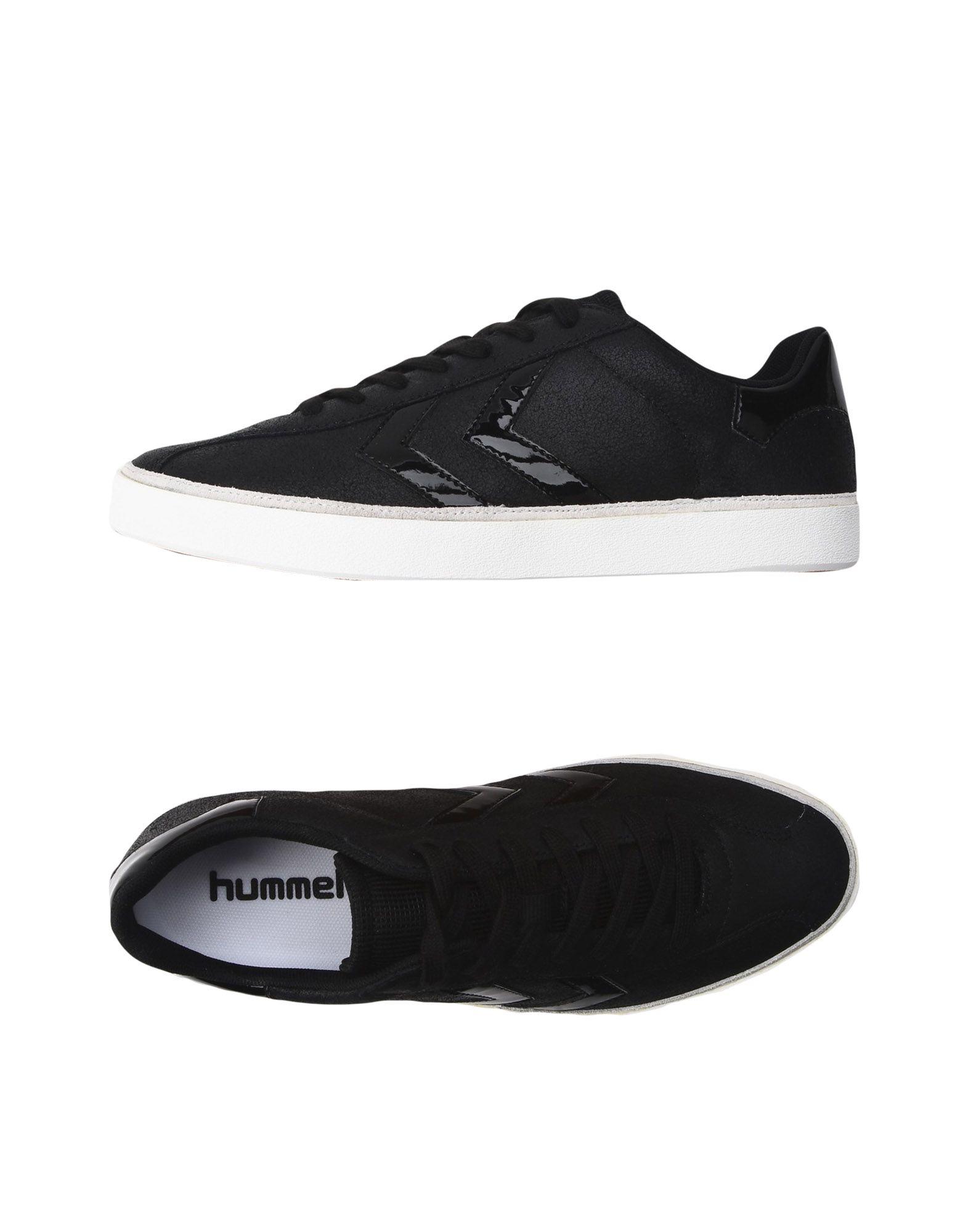 HUMMEL Низкие кеды и кроссовки кроссовки hummel кроссовки hummel spirit