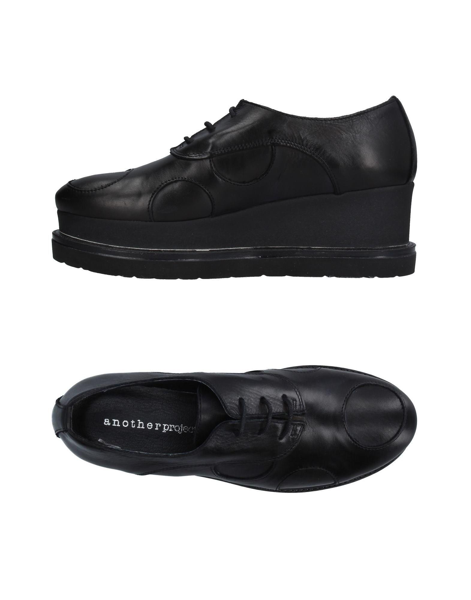 ANOTHER PROJECT Обувь на шнурках цены онлайн