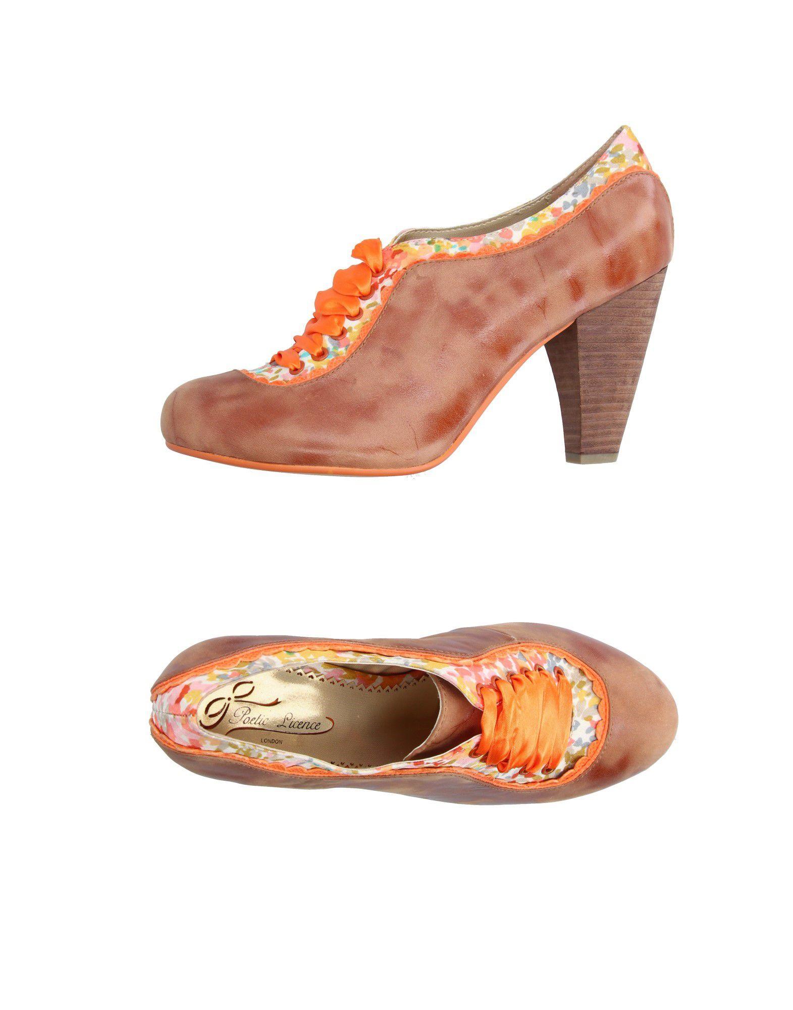 POETIC LICENCE Обувь на шнурках цены онлайн