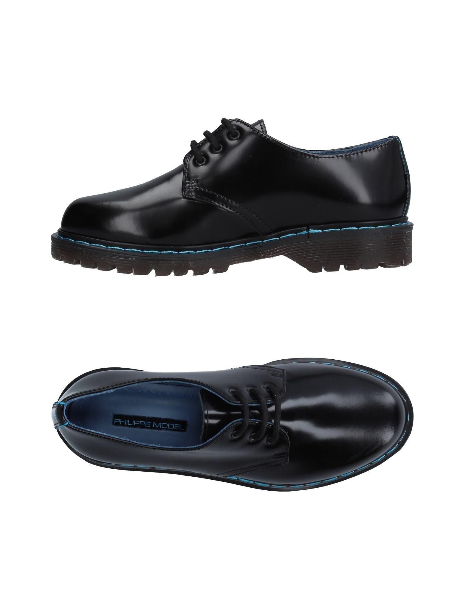 PHILIPPE MODEL Обувь на шнурках цены онлайн