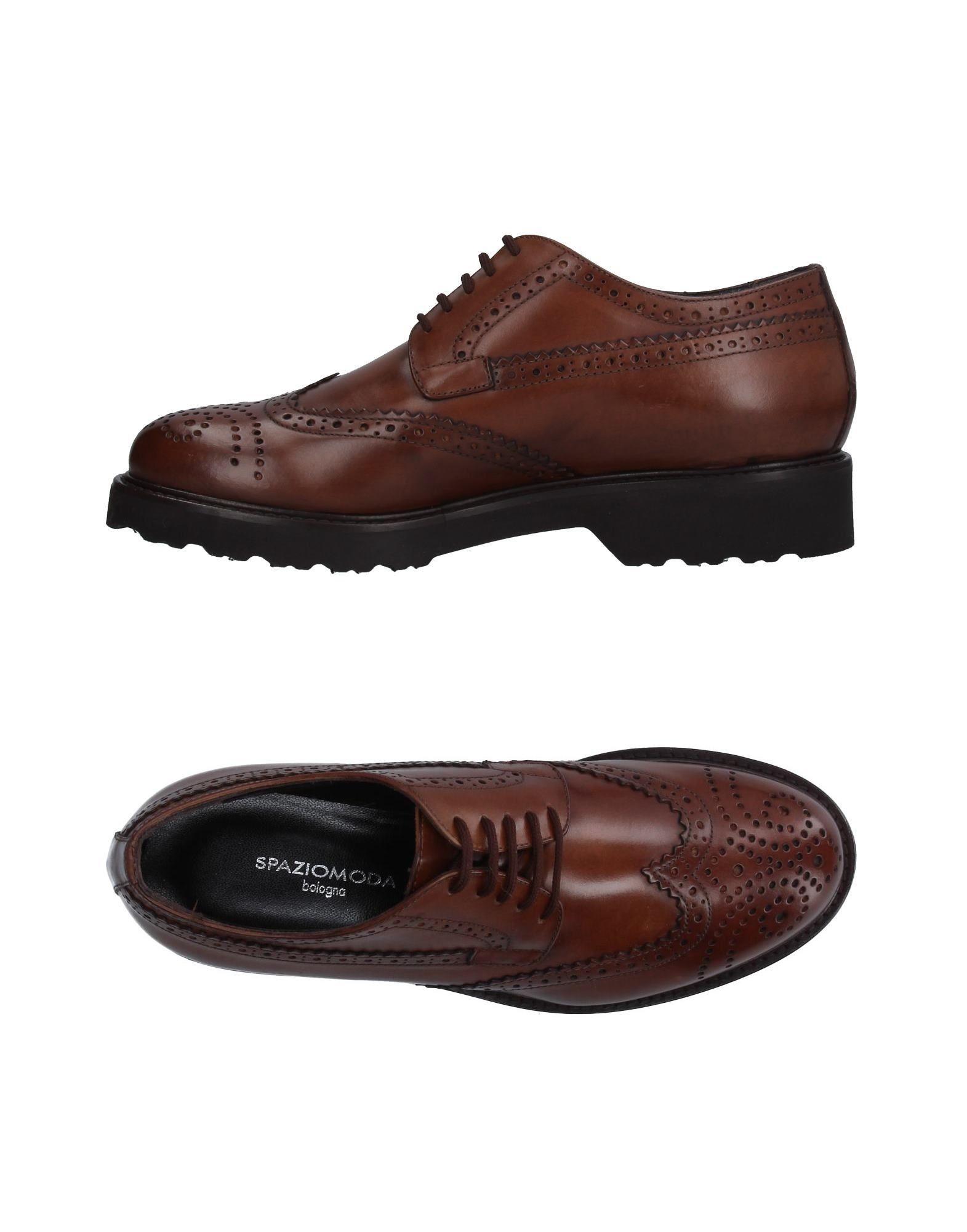 купить SPAZIOMODA Обувь на шнурках дешево