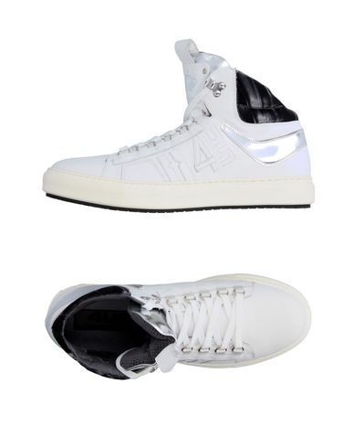 Высокие кеды и кроссовки CESARE PACIOTTI 4US 11222023XI