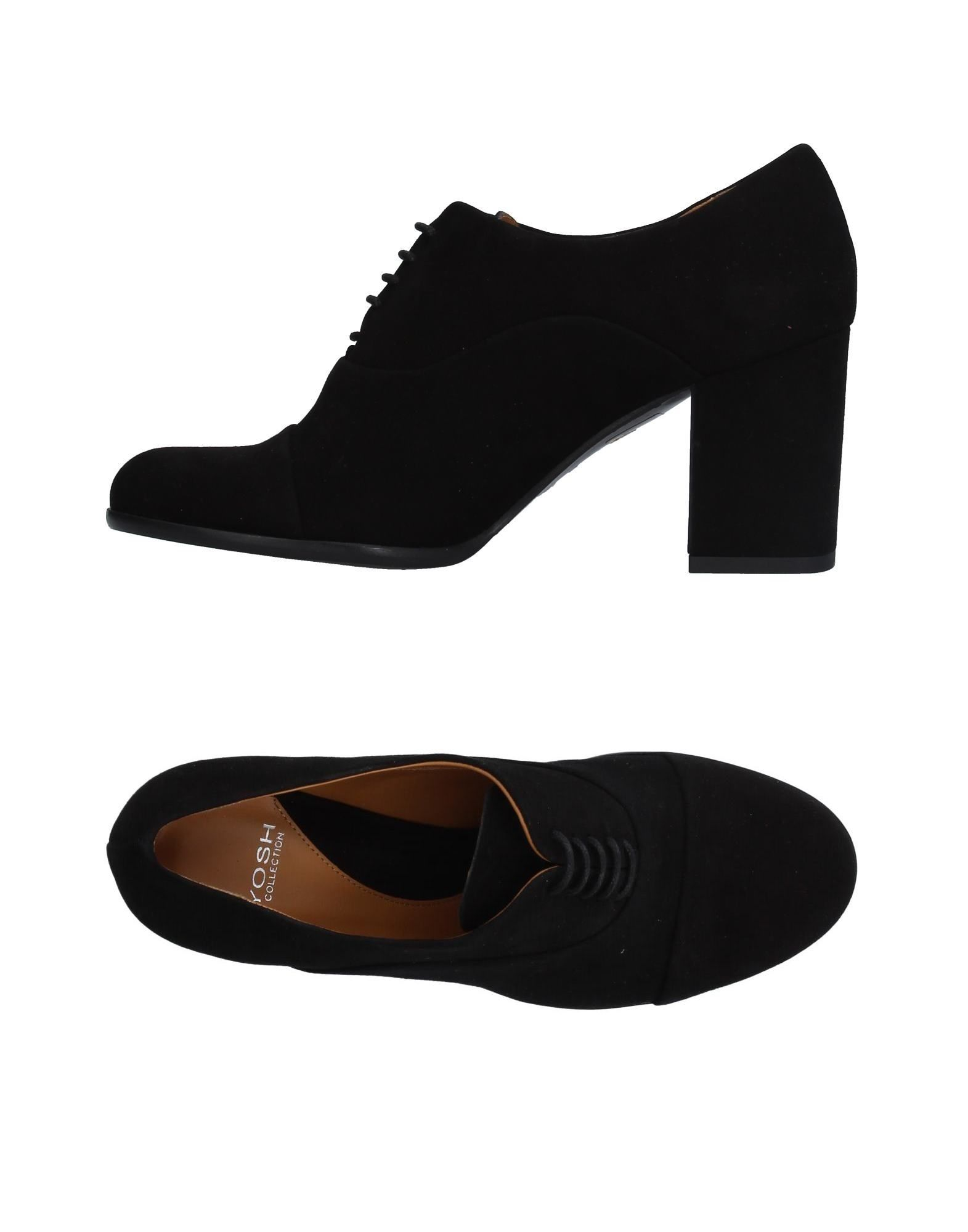 YOSH COLLECTION Обувь на шнурках цены онлайн