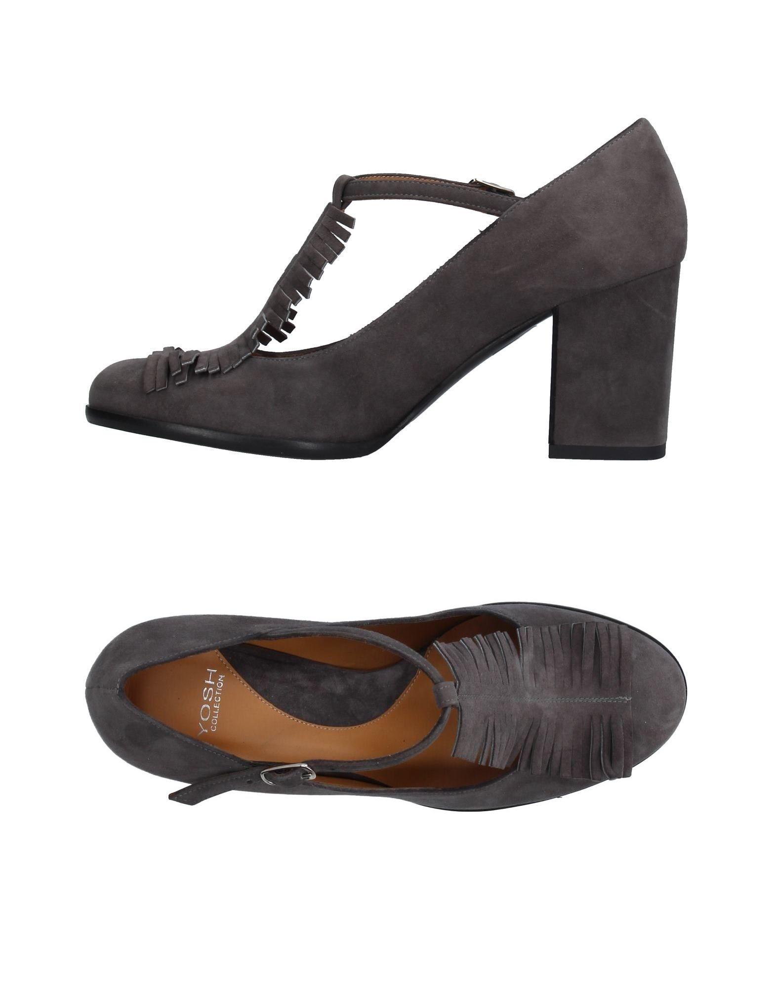 YOSH COLLECTION Туфли цены онлайн