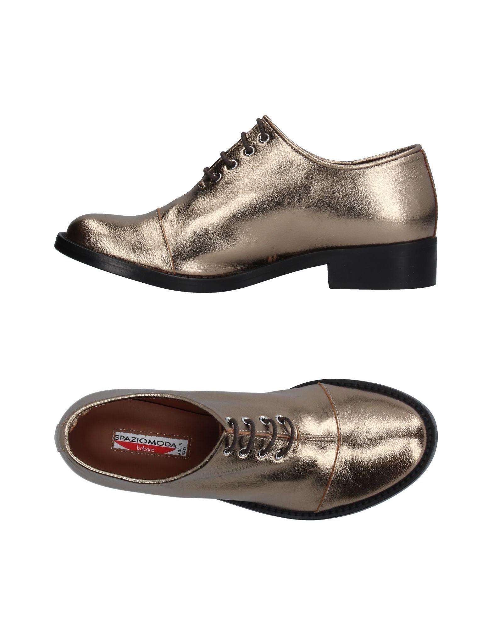 SPAZIOMODA Обувь на шнурках цены онлайн