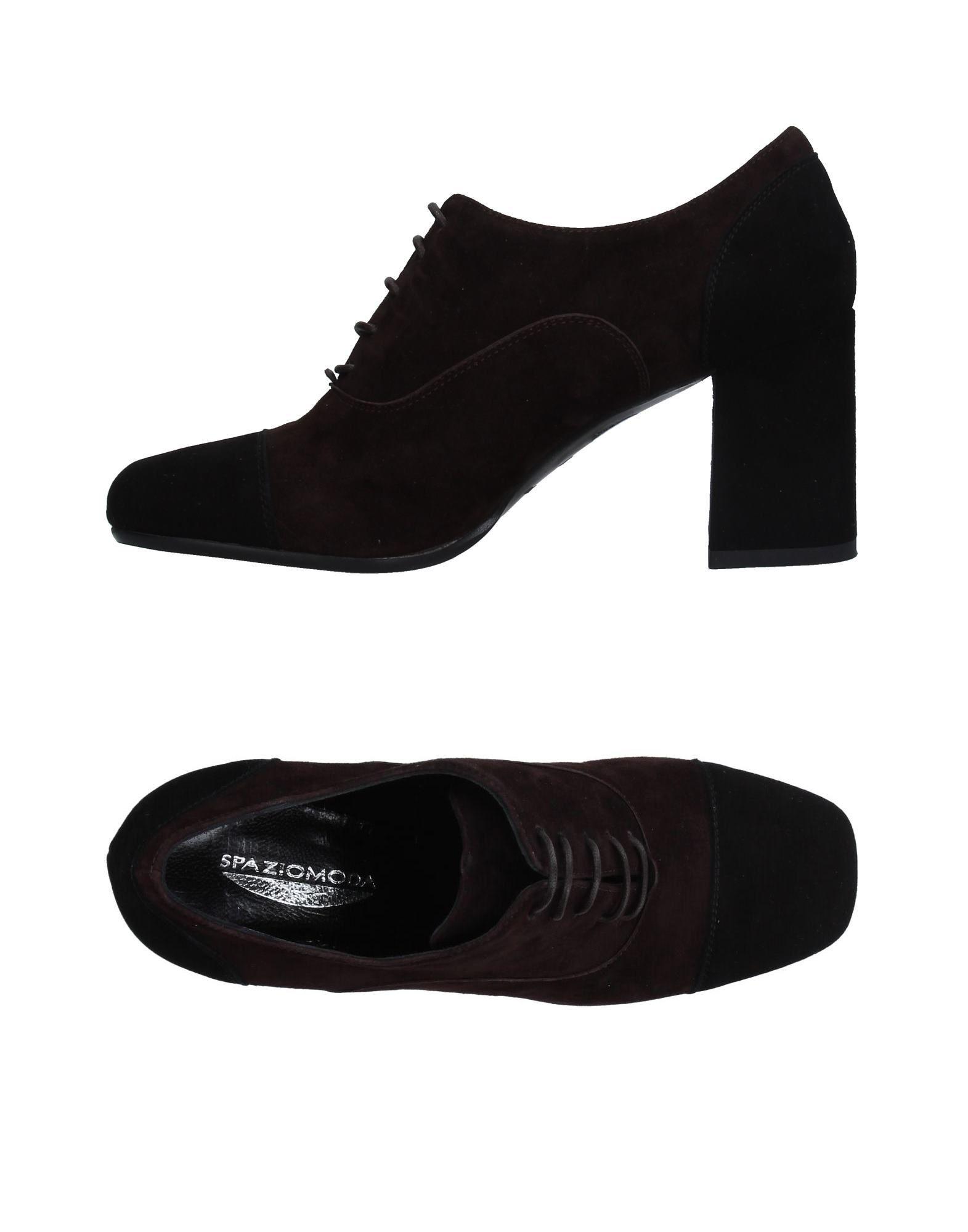 Фото SPAZIOMODA Обувь на шнурках. Купить с доставкой