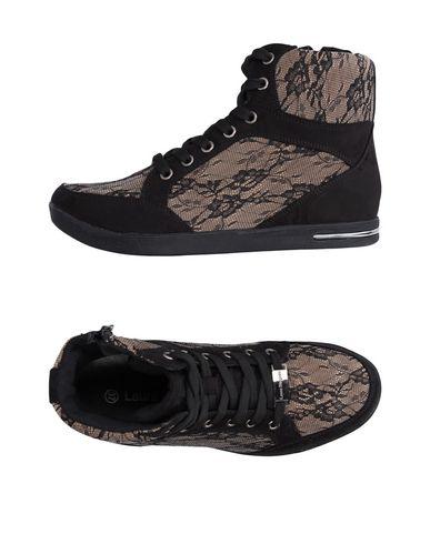 Высокие кеды и кроссовки LAURA BIAGIOTTI 11222972EP