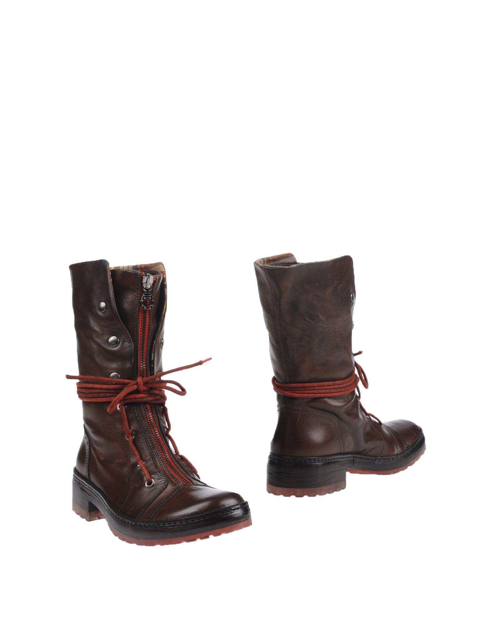 MATERIA PRIMA by GOFFREDO FANTINI Полусапоги и высокие ботинки цены онлайн