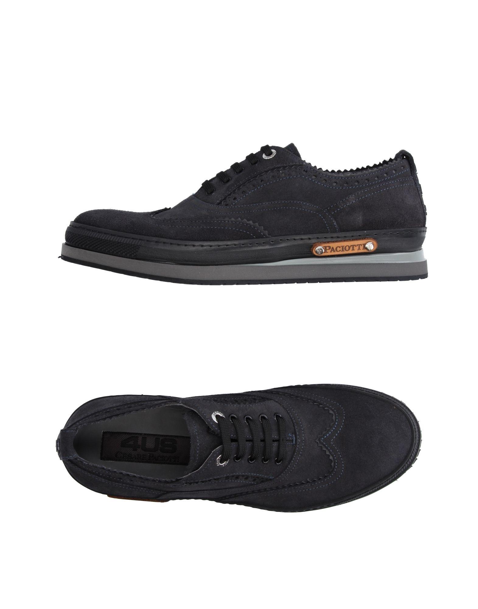 CESARE PACIOTTI 4US Обувь на шнурках недорго, оригинальная цена