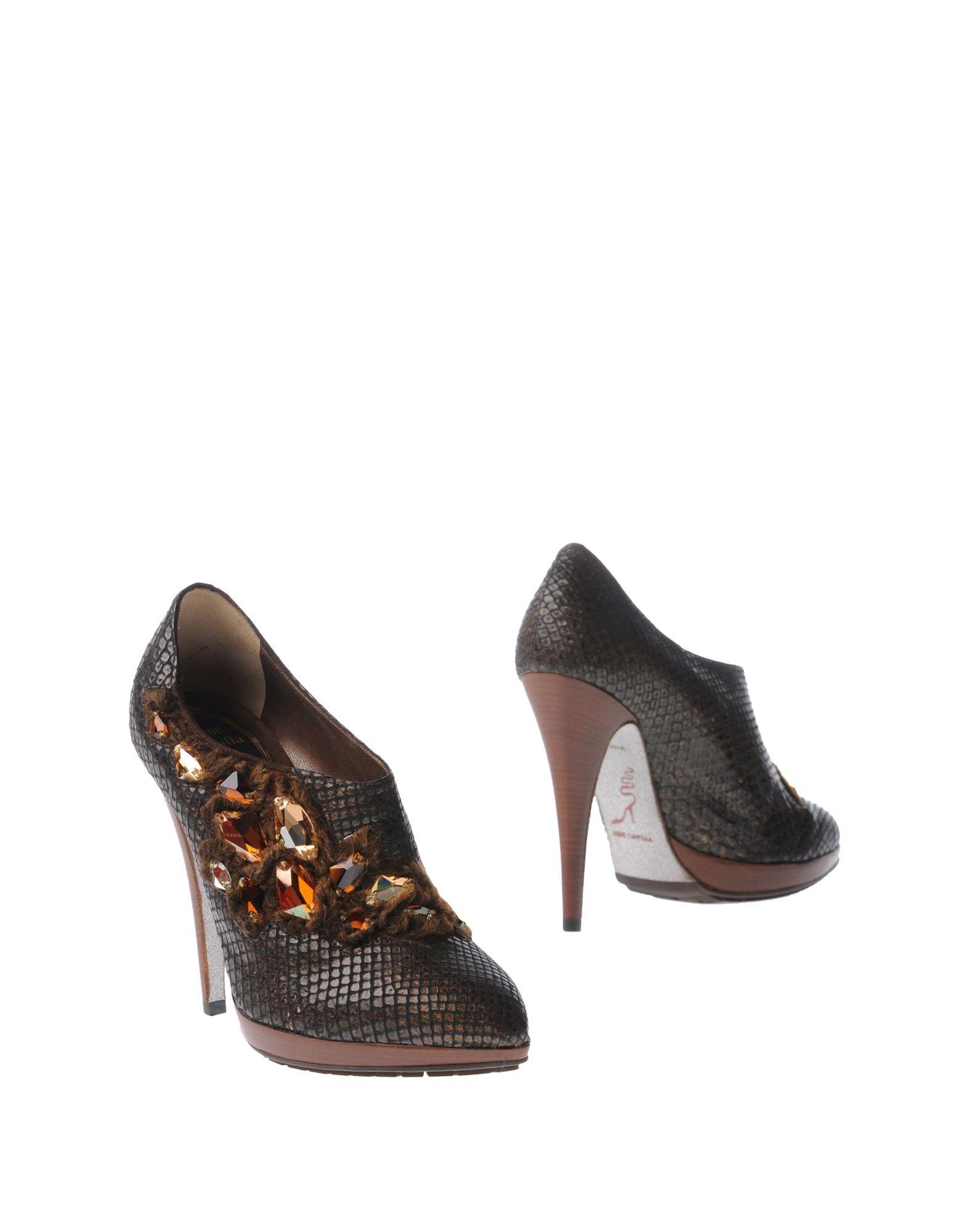 где купить RENE' CAOVILLA Ботинки по лучшей цене