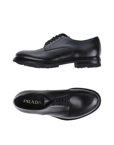Обувь на шнурках PRADA 11223432MT