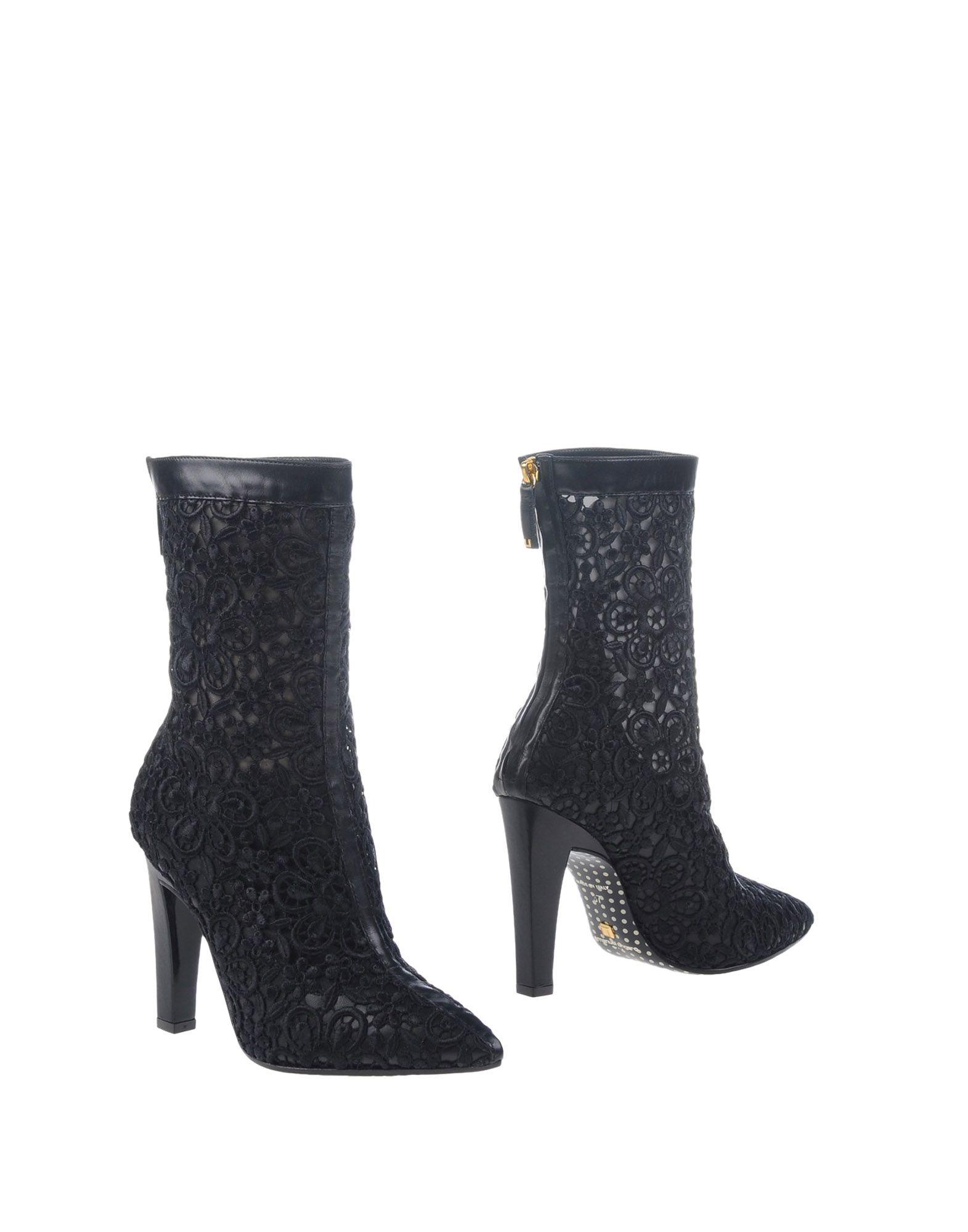 EMANUEL UNGARO Полусапоги и высокие ботинки цены онлайн