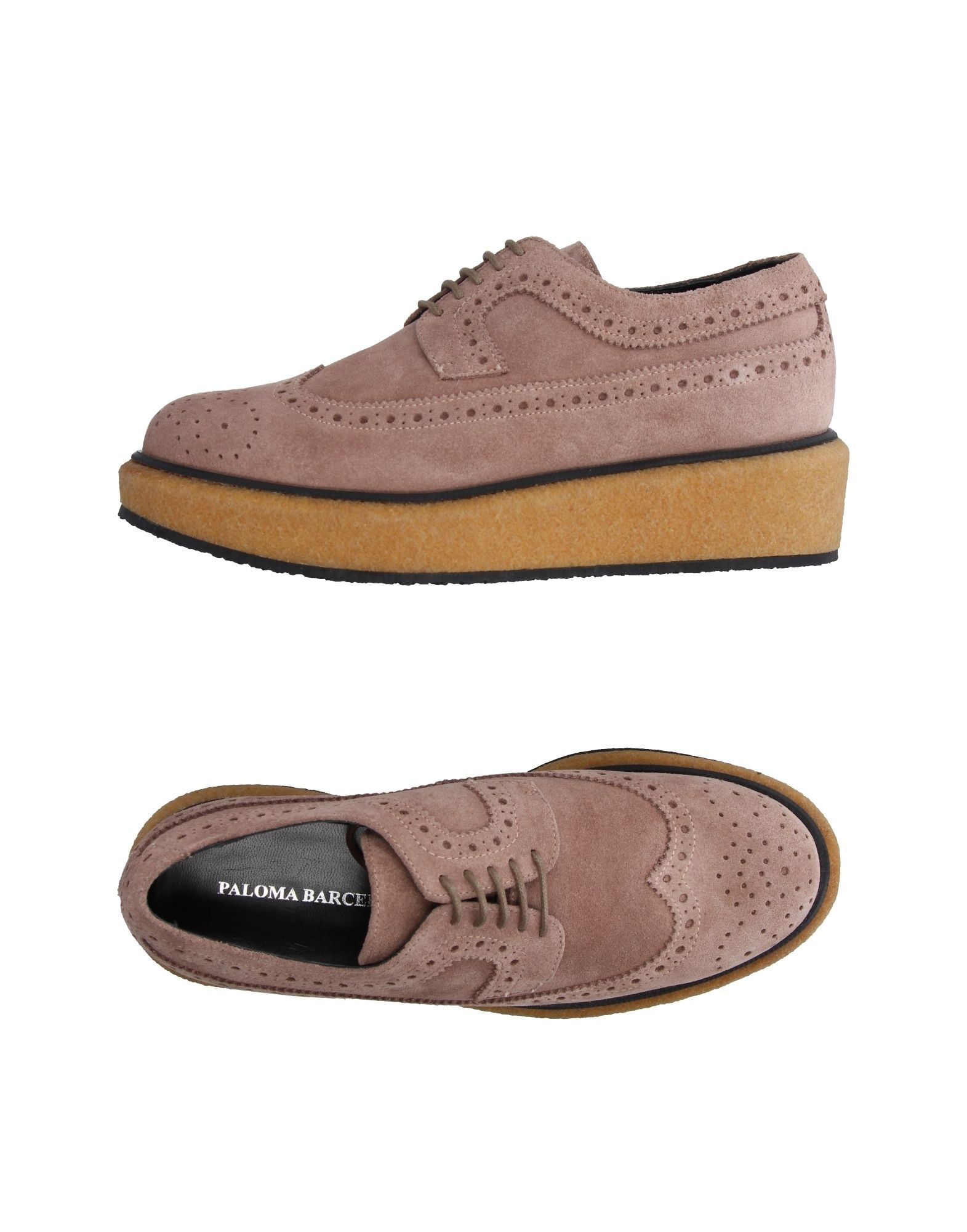 PALOMA BARCELÓ Обувь на шнурках босоножки paloma barcelo розовый