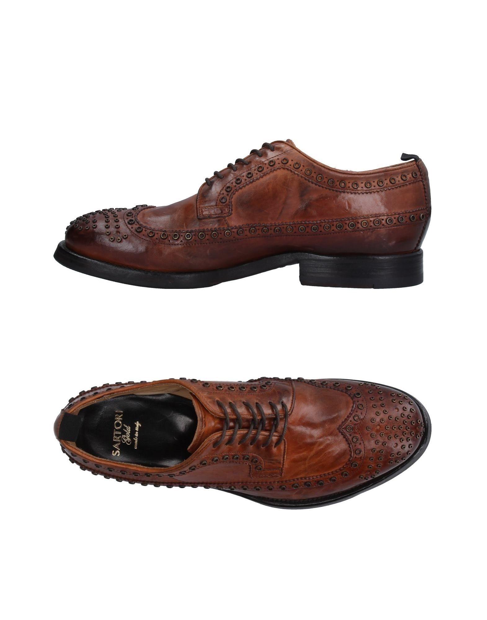 купить SARTORI GOLD Обувь на шнурках дешево
