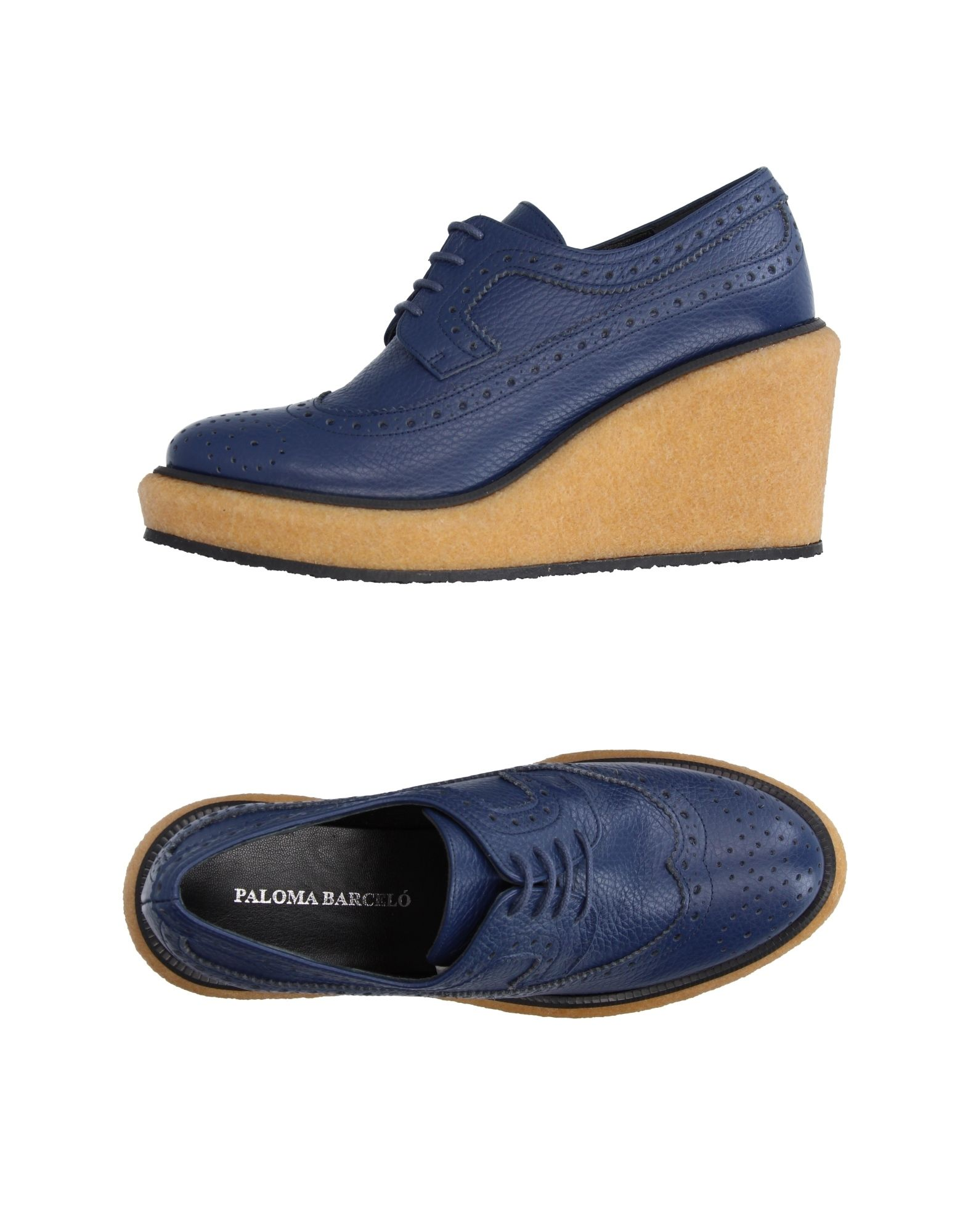 купить PALOMA BARCELÓ Обувь на шнурках дешево