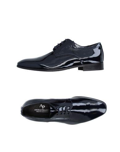 Обувь на шнурках от ANGELO PALLOTTA