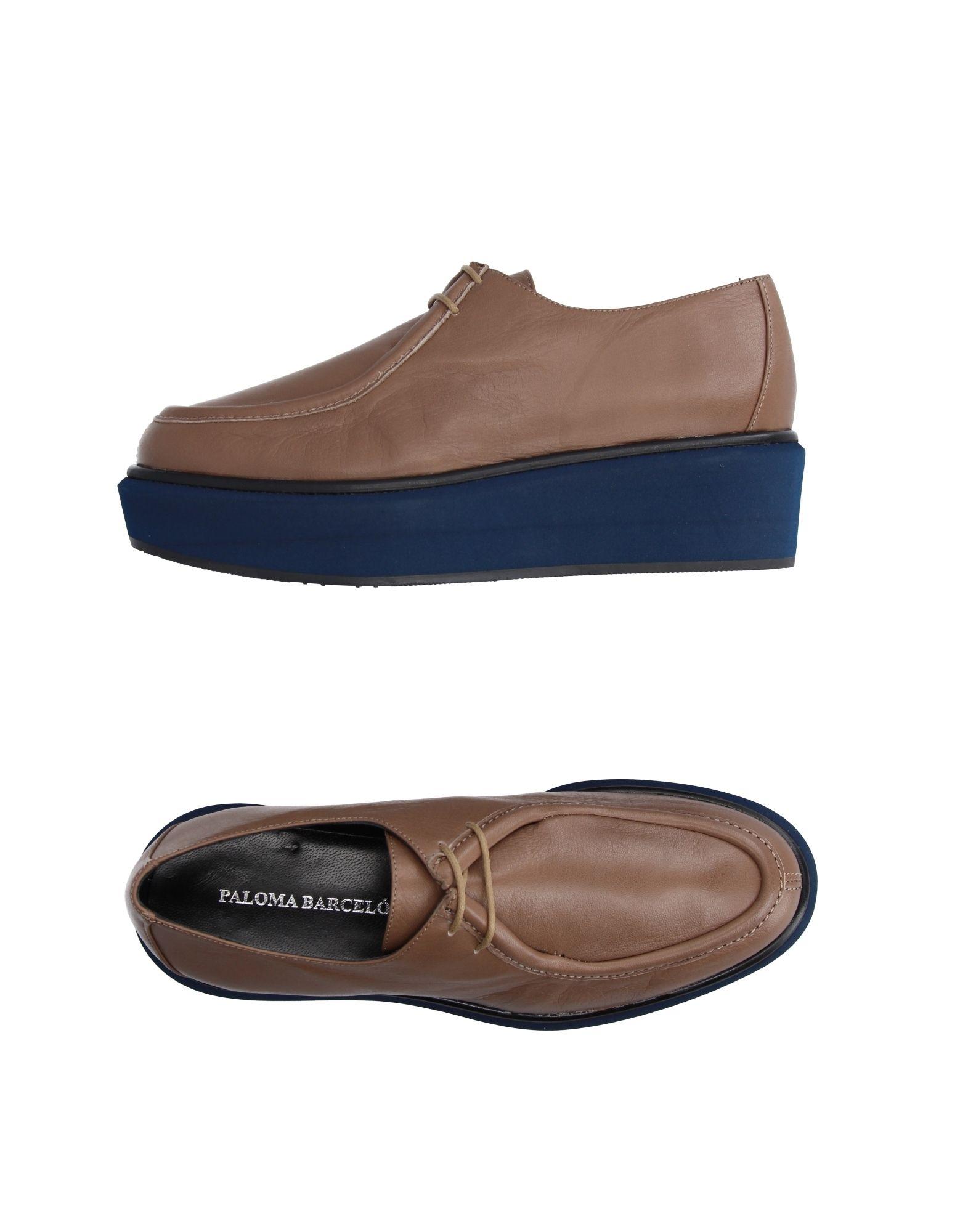 PALOMA BARCELÓ Обувь на шнурках
