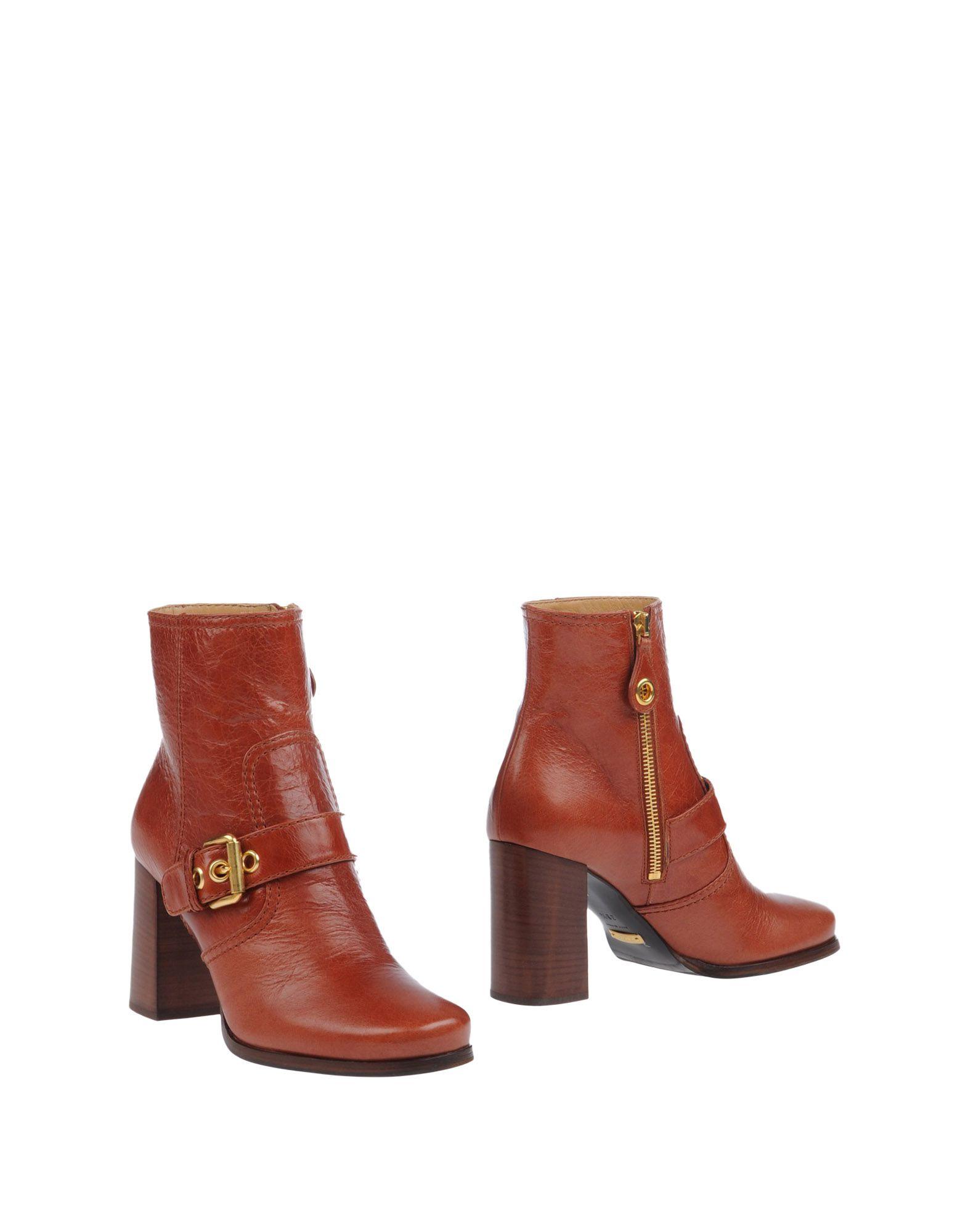 Фото - CARSHOE Полусапоги и высокие ботинки opp france полусапоги и высокие ботинки