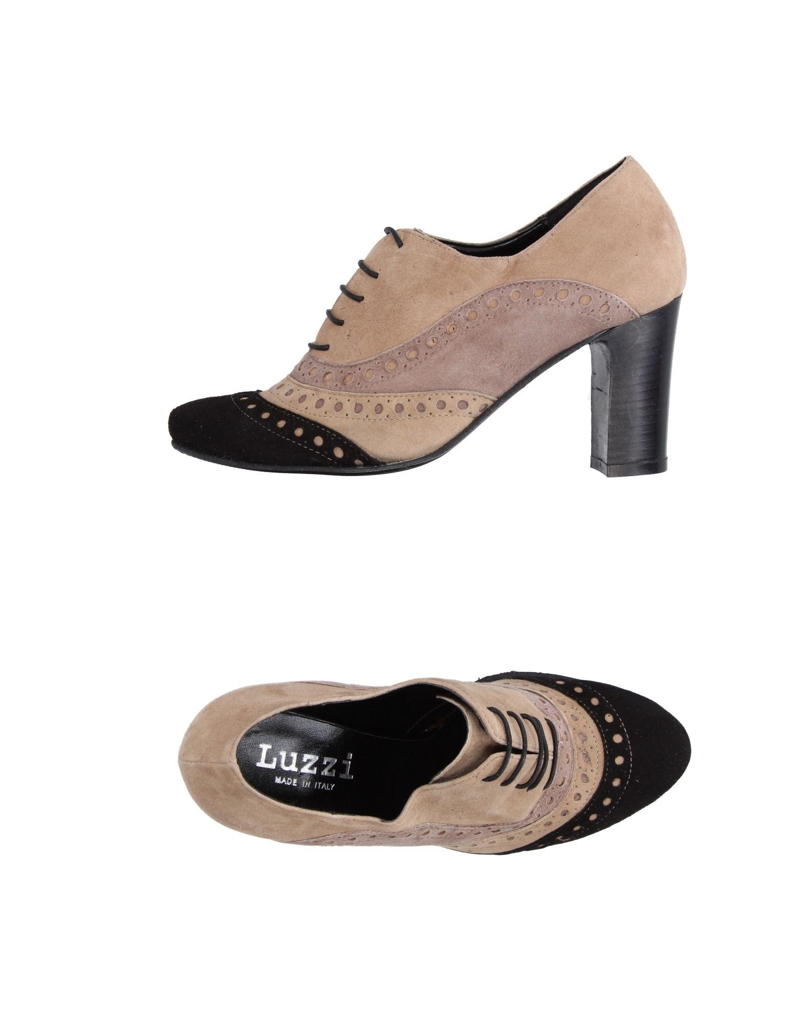 где купить  LUZZI Обувь на шнурках  по лучшей цене