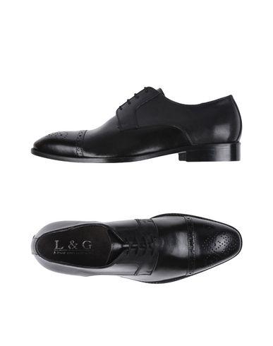 L&G Chaussures à lacets homme