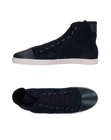 Высокие кеды и кроссовки LANVIN 11225998HN