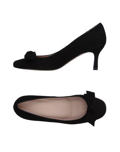 Фото - Женские туфли ANCARANI черного цвета