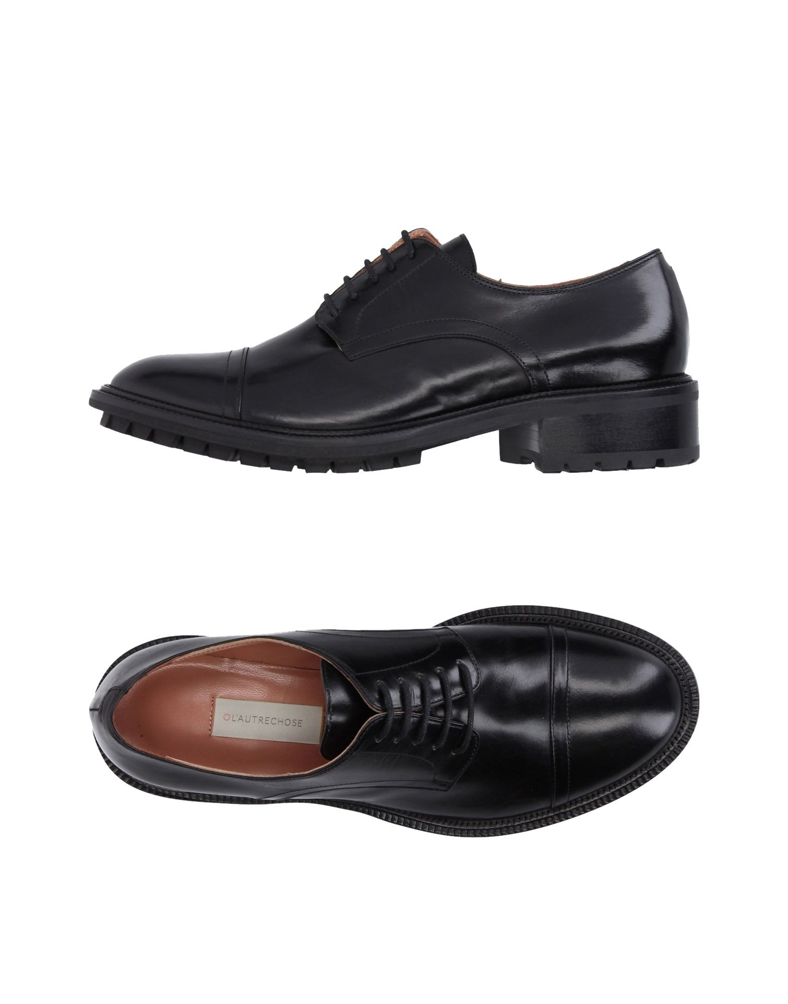 L' AUTRE CHOSE Обувь на шнурках l