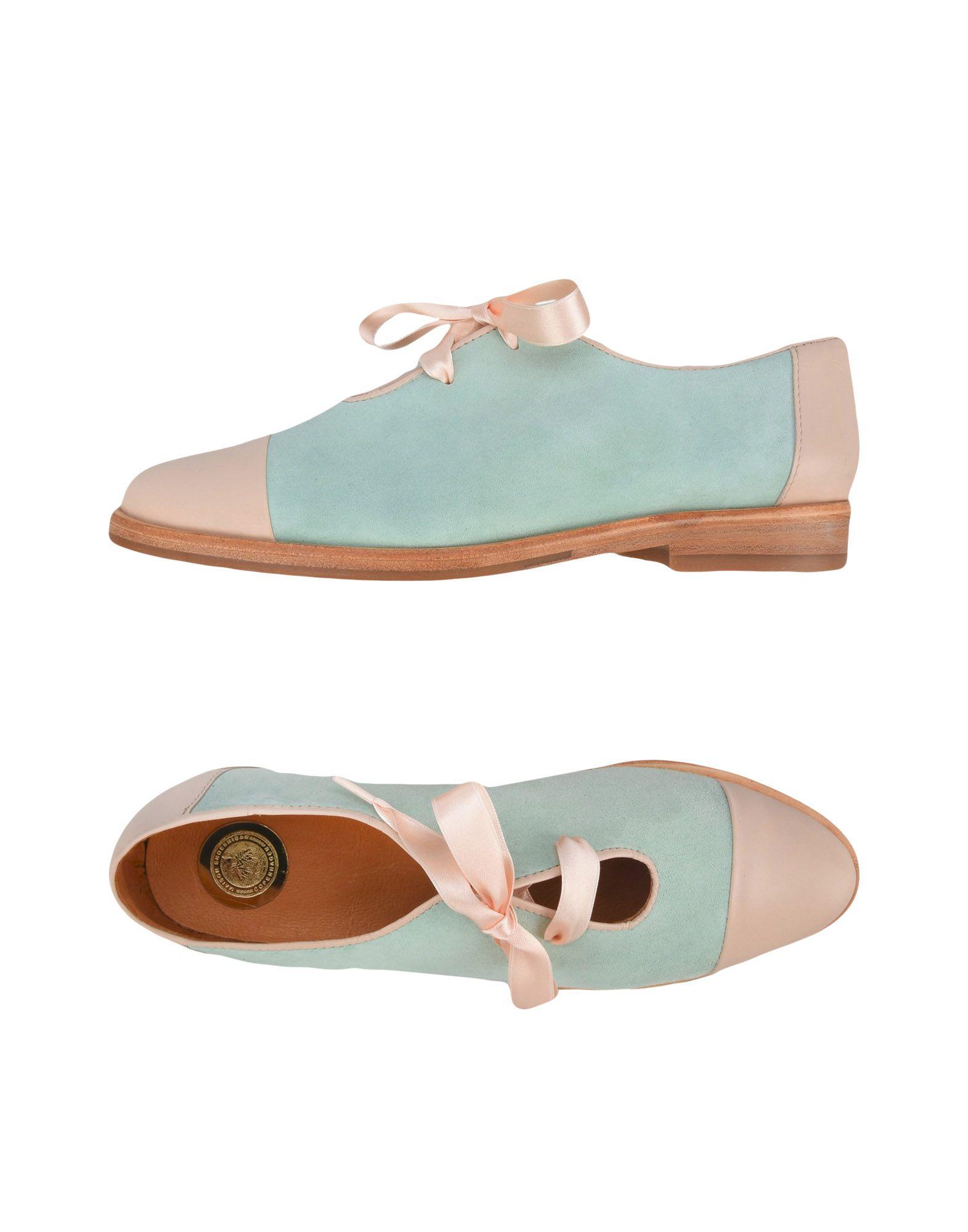 MAISON SHOESHIBAR Обувь на шнурках цены онлайн