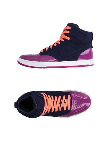 Высокие кеды и кроссовки NIKE 11227253TQ