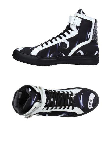 Высокие кеды и кроссовки CESARE PACIOTTI 4US 11227477RB