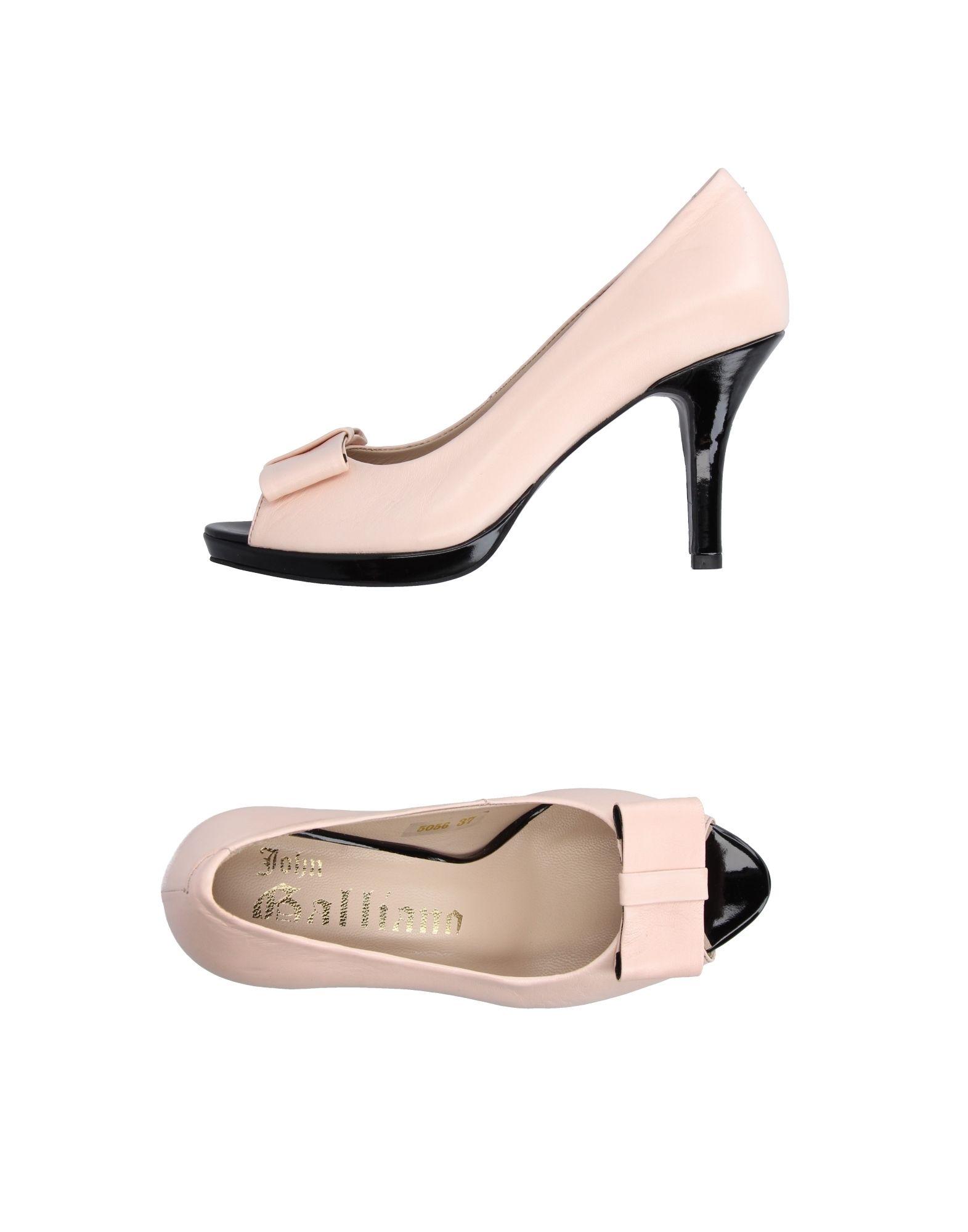 JOHN GALLIANO Туфли цены онлайн