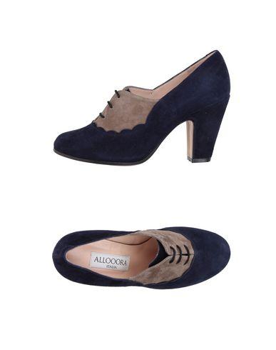 Обувь на шнурках от ALLOOORA