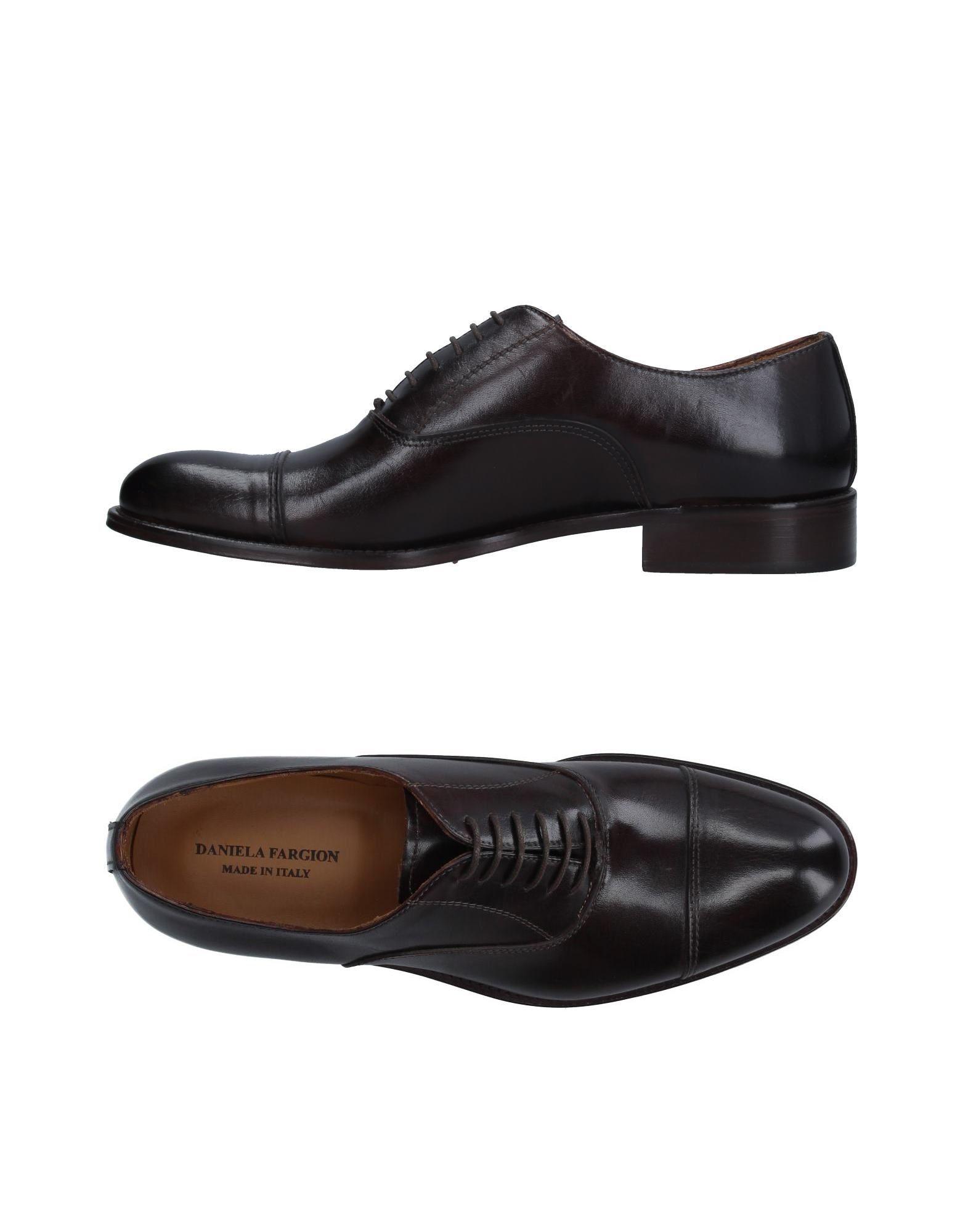 DANIELA FARGION Обувь на шнурках цены онлайн