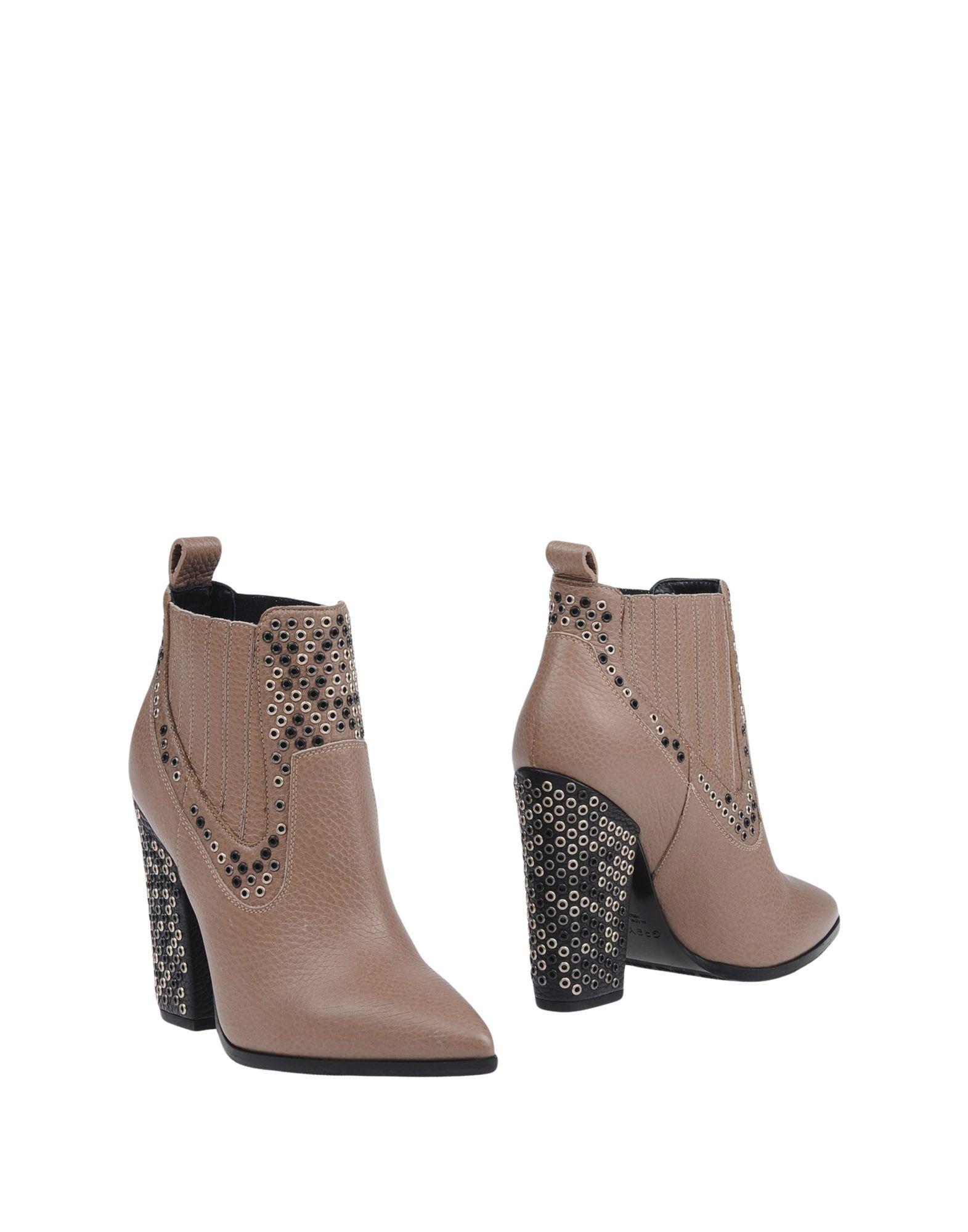 GREY MER Полусапоги и высокие ботинки полусапоги grey mer полусапоги
