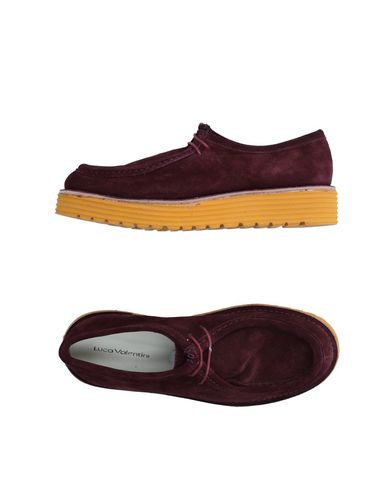LUCA VALENTINI Chaussures à lacets femme