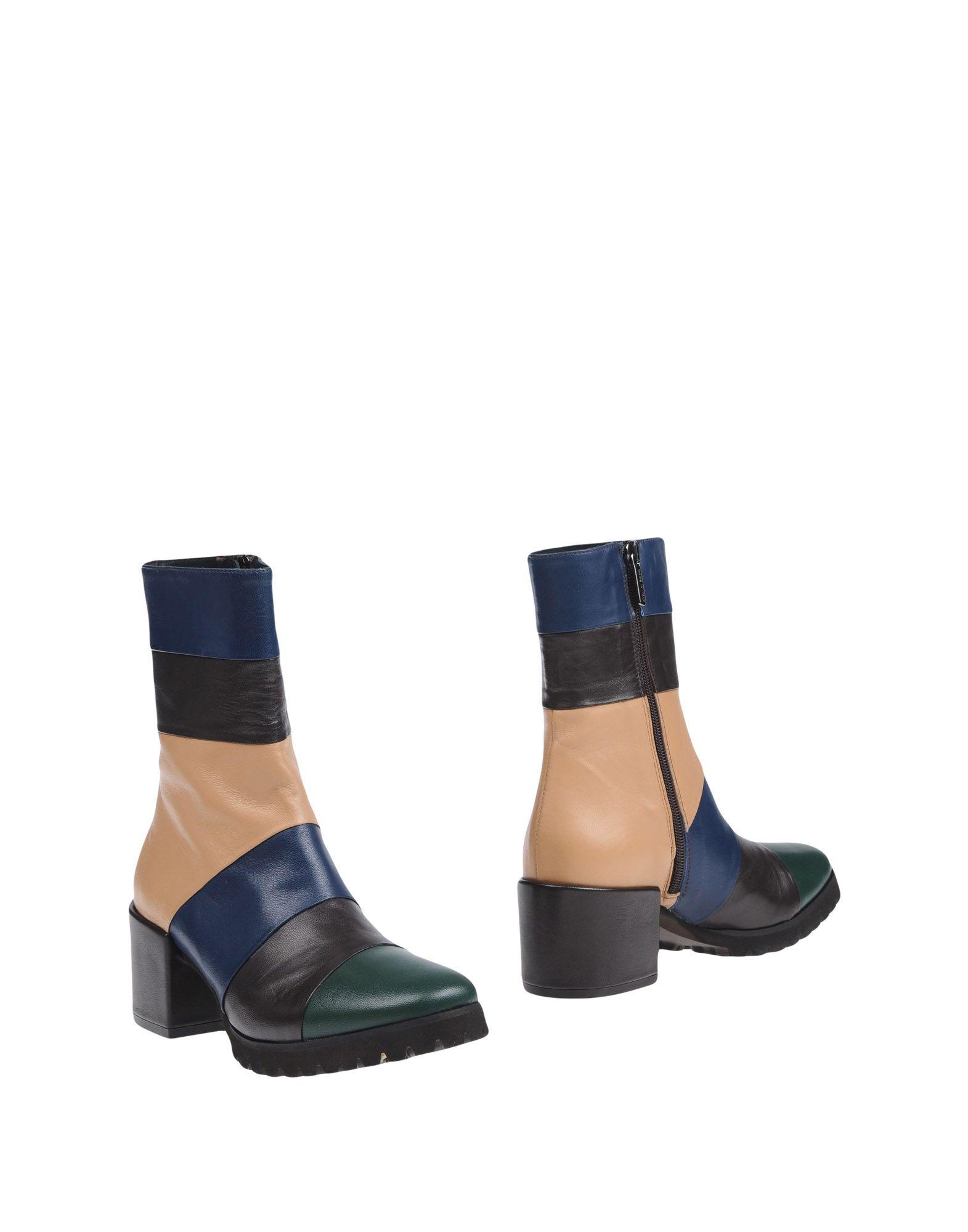 LUCA VALENTINI Полусапоги и высокие ботинки цены онлайн