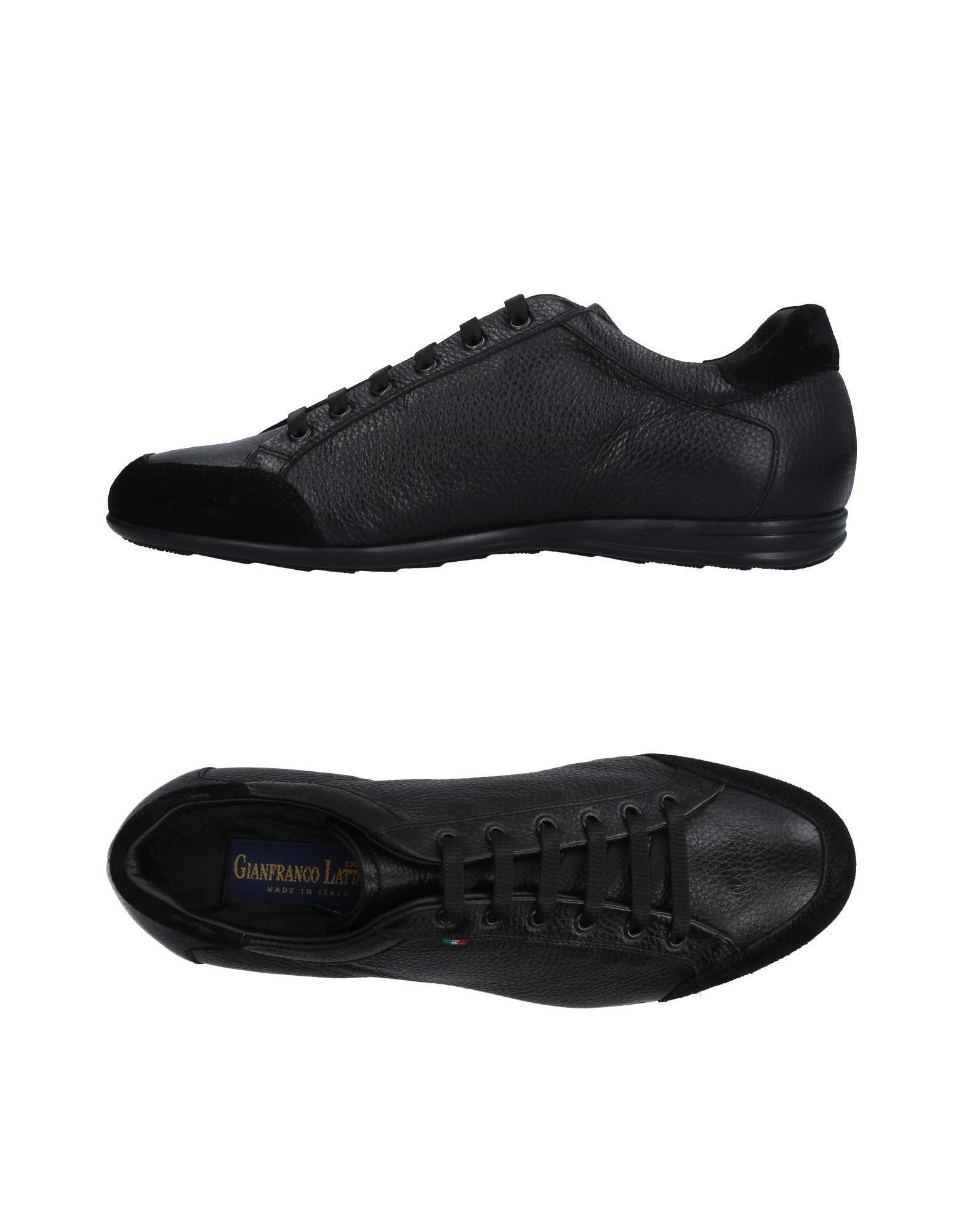 GIANFRANCO LATTANZI Низкие кеды и кроссовки цены онлайн