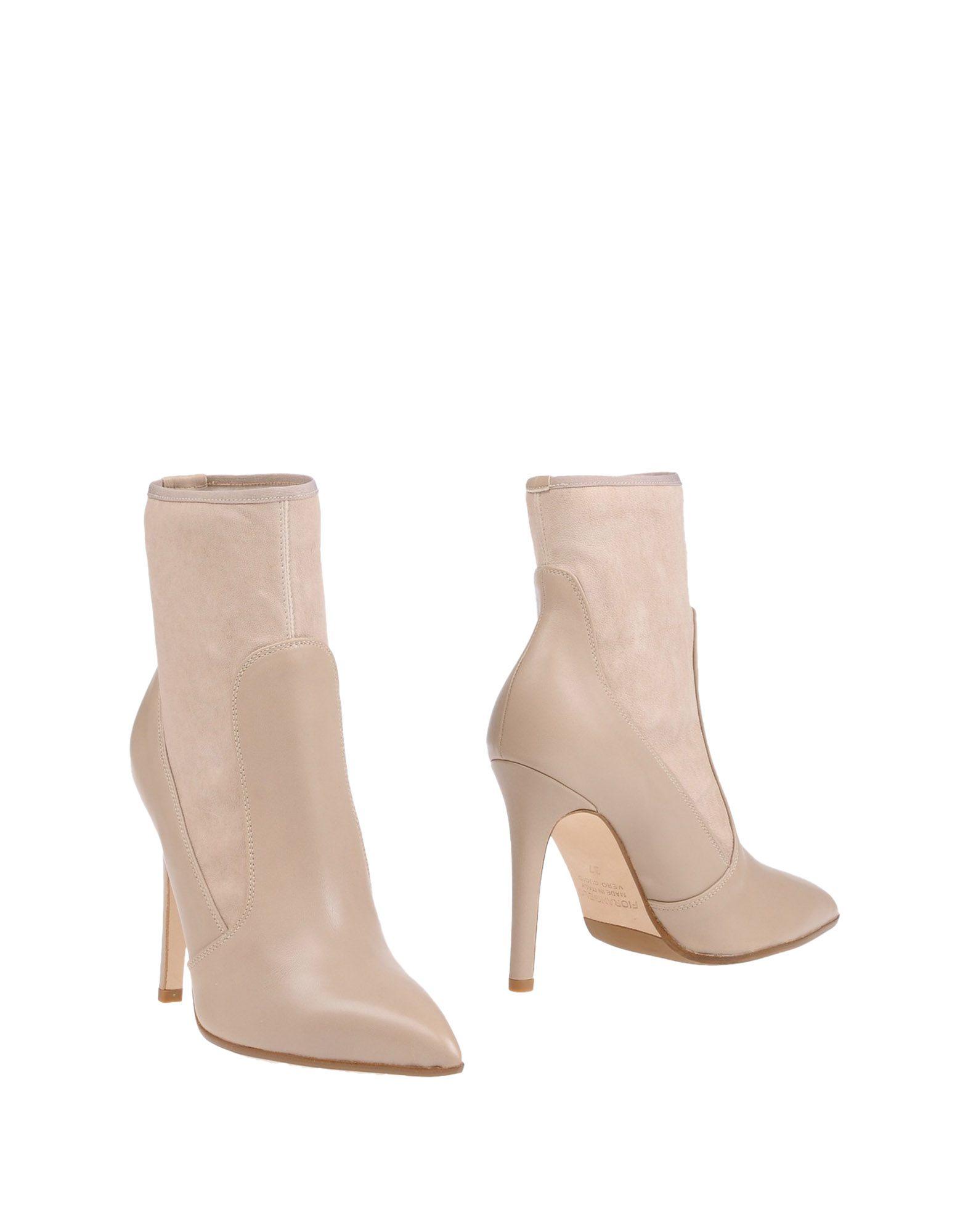 купить FIORANGELO Полусапоги и высокие ботинки дешево