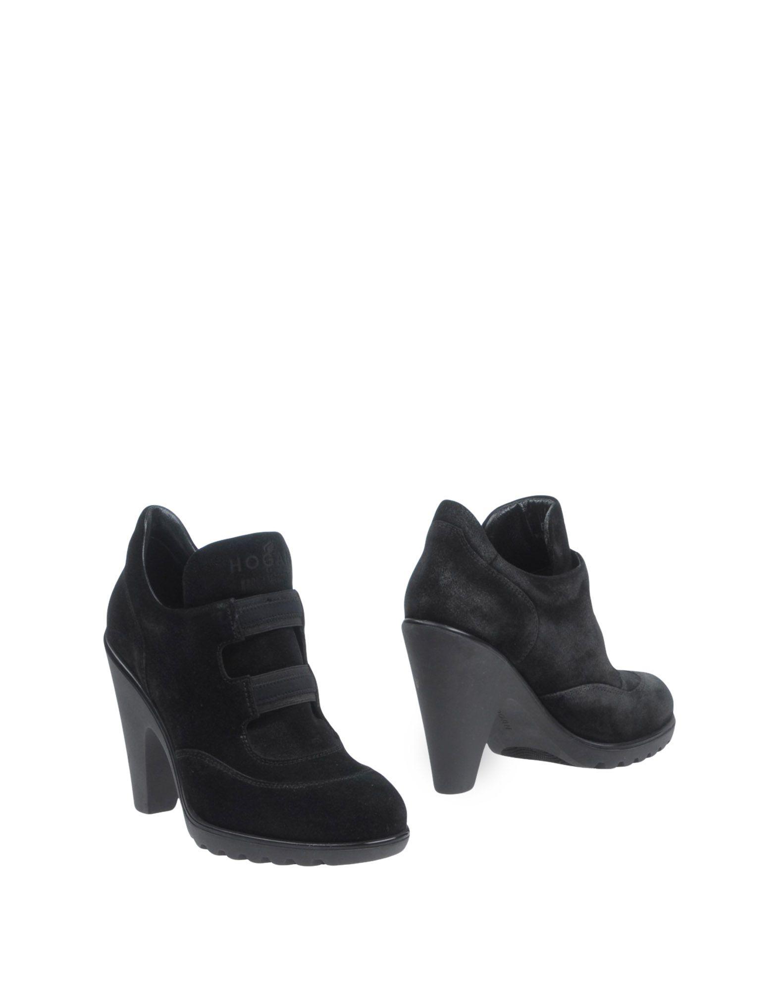HOGAN by KARL LAGERFELD Ботинки цены онлайн