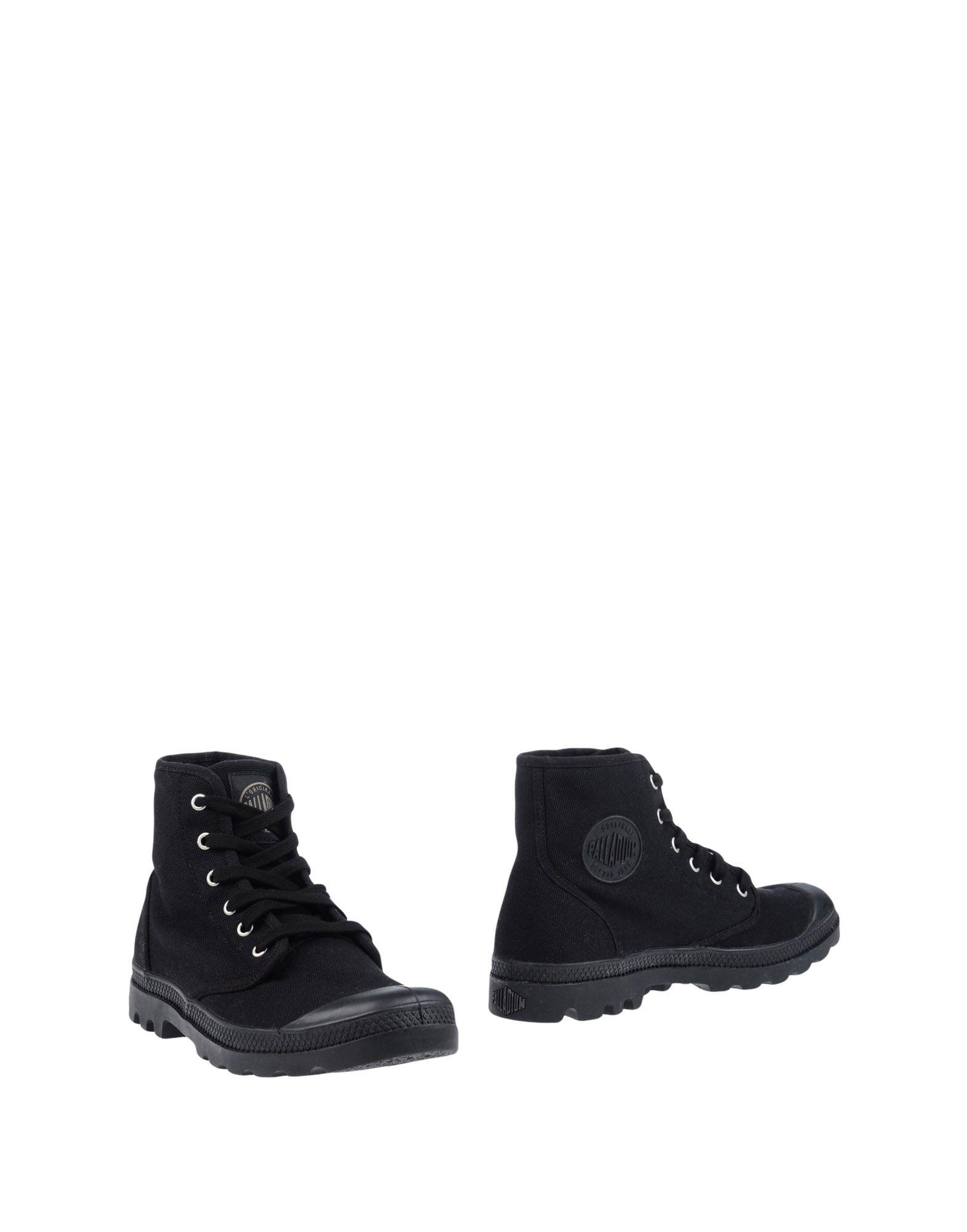 PALLADIUM Полусапоги и высокие ботинки grey mer полусапоги и высокие ботинки