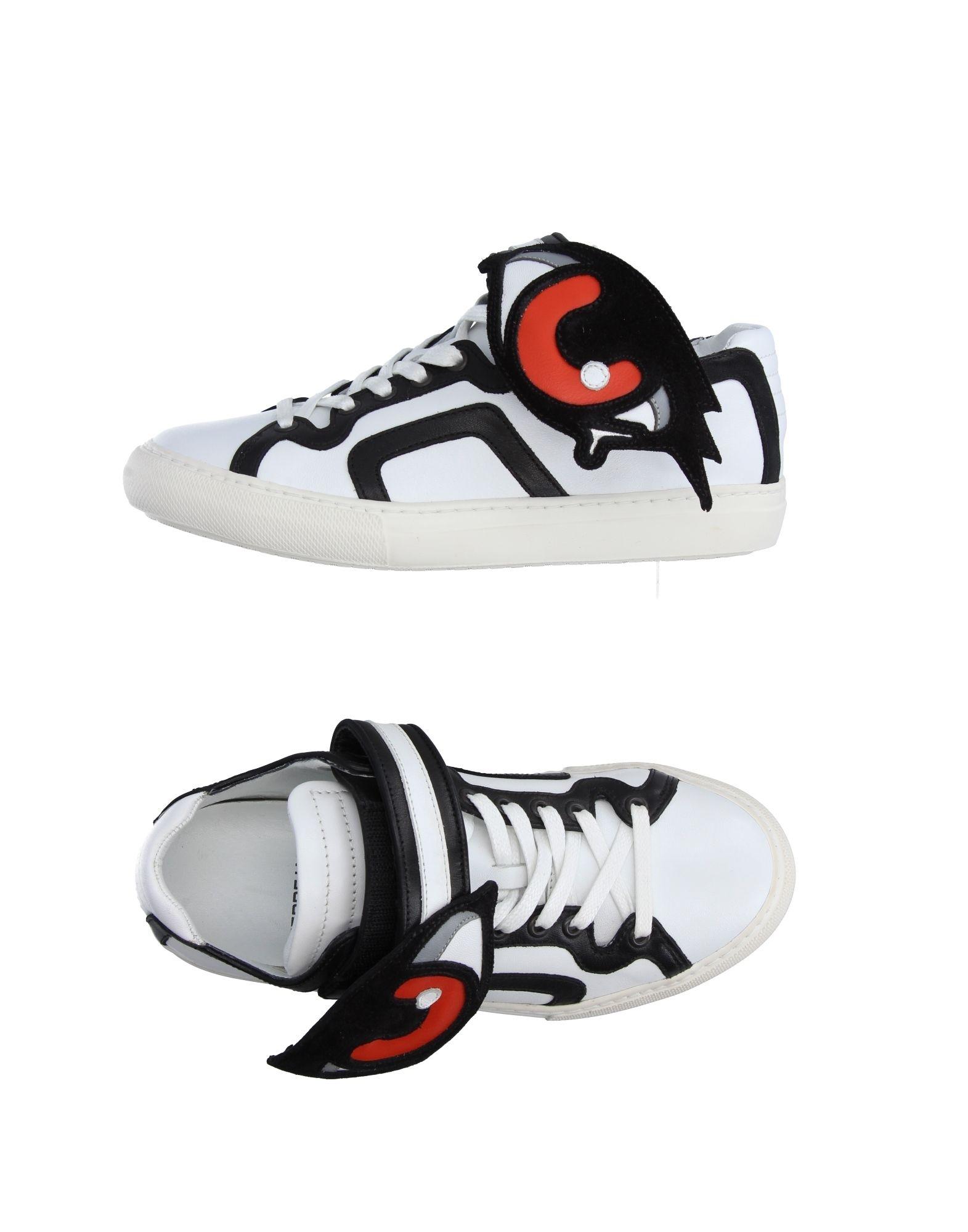 PIERRE HARDY Низкие кеды и кроссовки цены онлайн