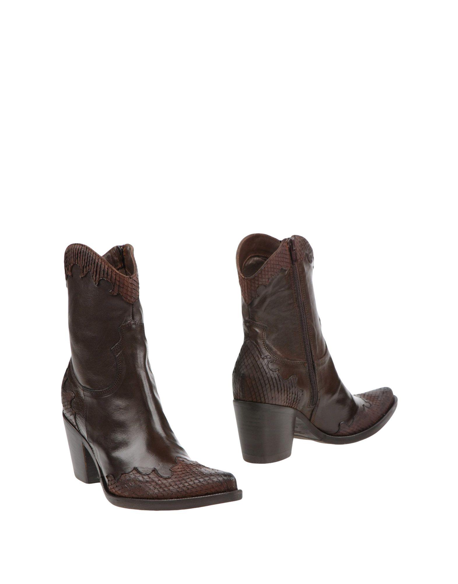DONNA PIÙ Полусапоги и высокие ботинки цены онлайн