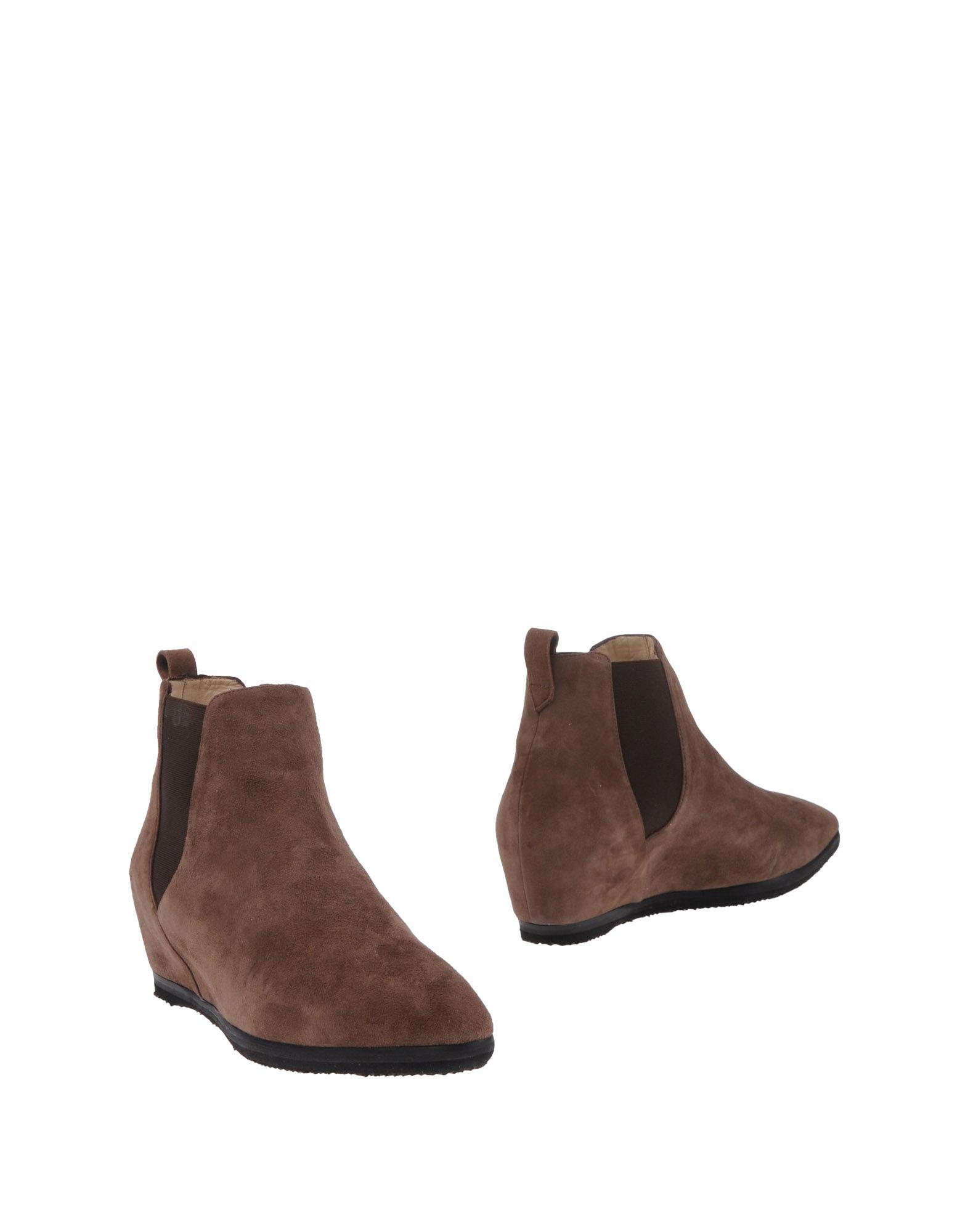 DANIELE ANCARANI Полусапоги и высокие ботинки цены онлайн