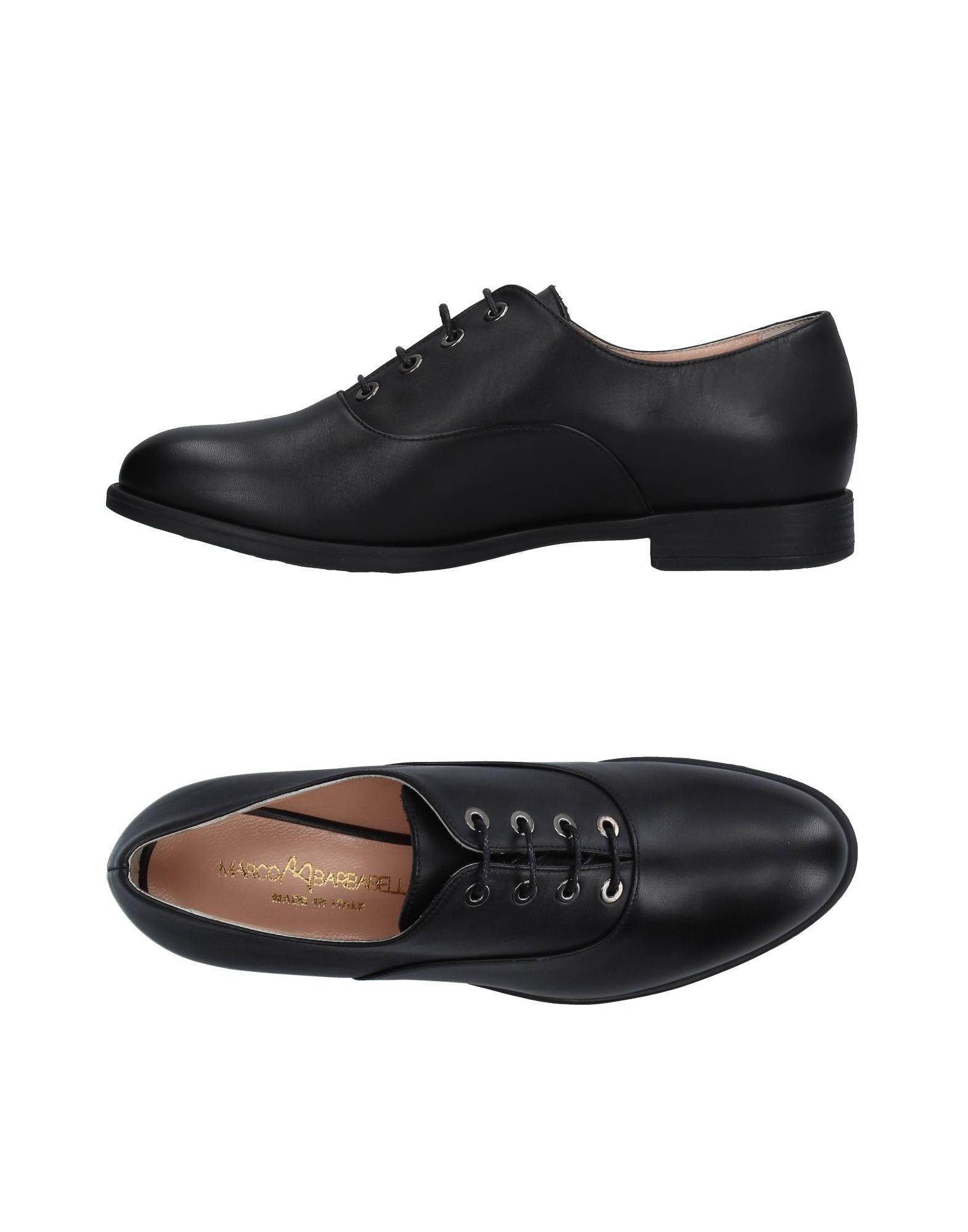 MARCO BARBABELLA Обувь на шнурках цены онлайн
