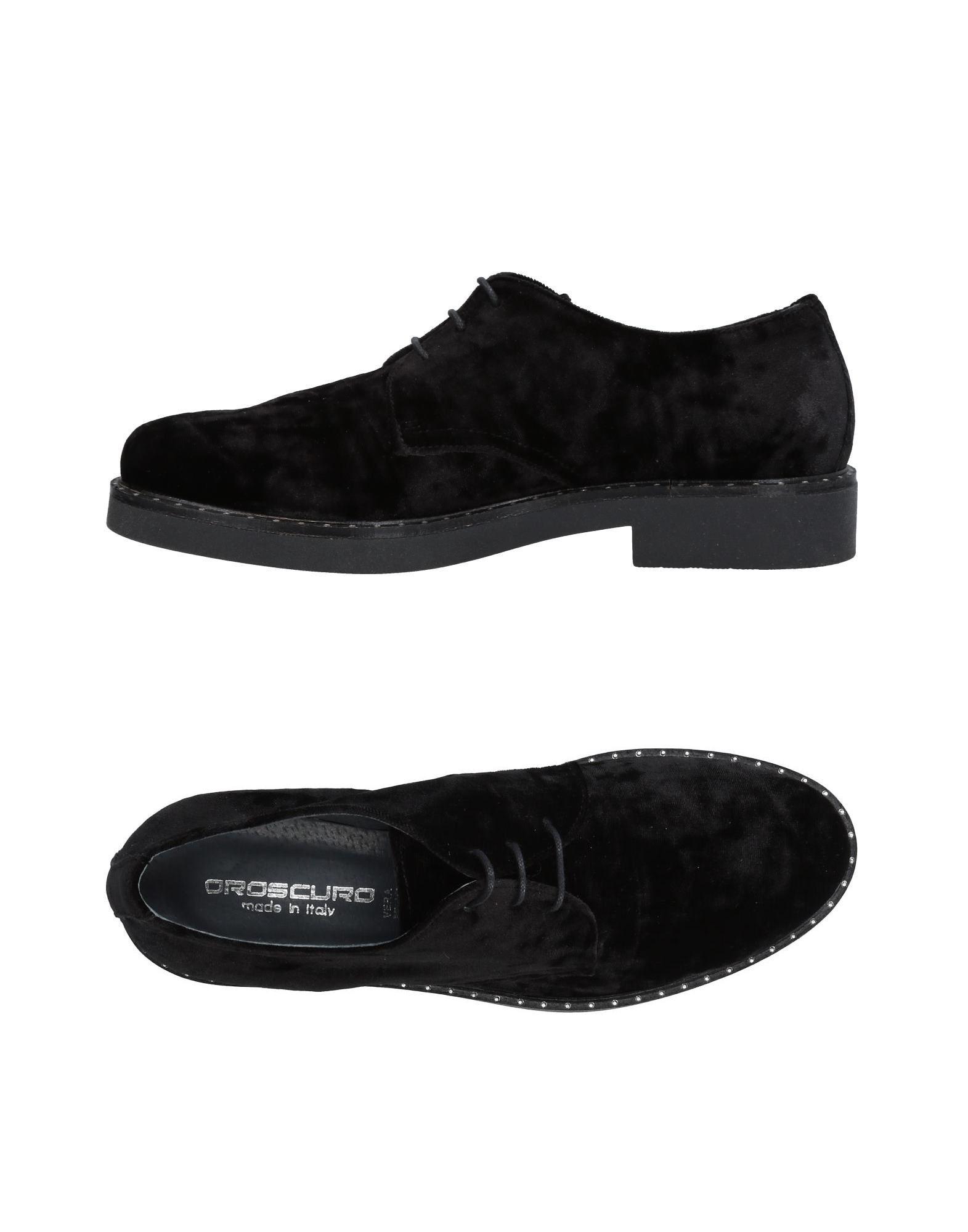 OROSCURO Обувь на шнурках