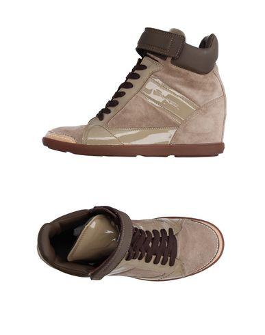 Высокие кеды и кроссовки SANTONI CLUB 11230744HW