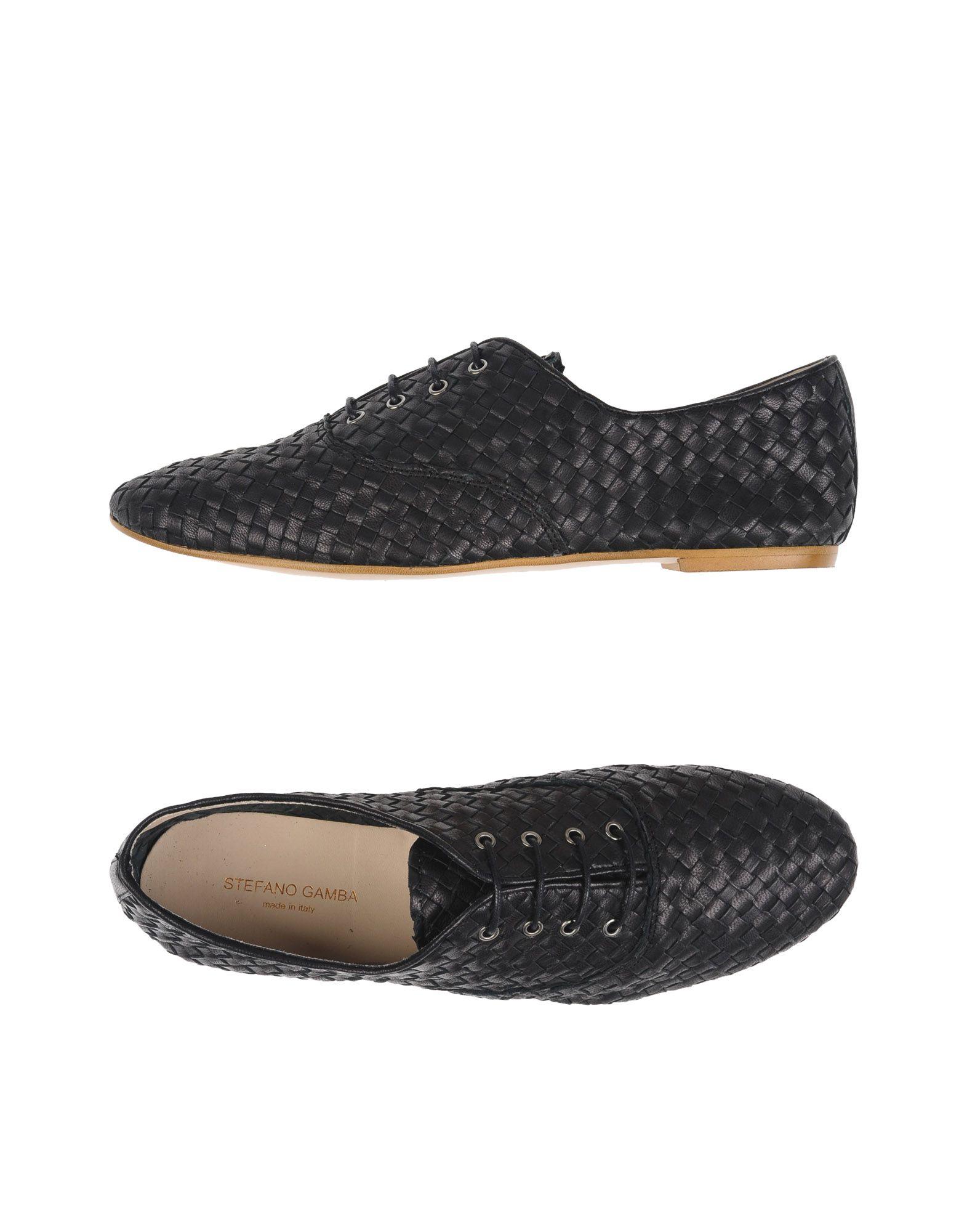 цены на STEFANO GAMBA Обувь на шнурках в интернет-магазинах