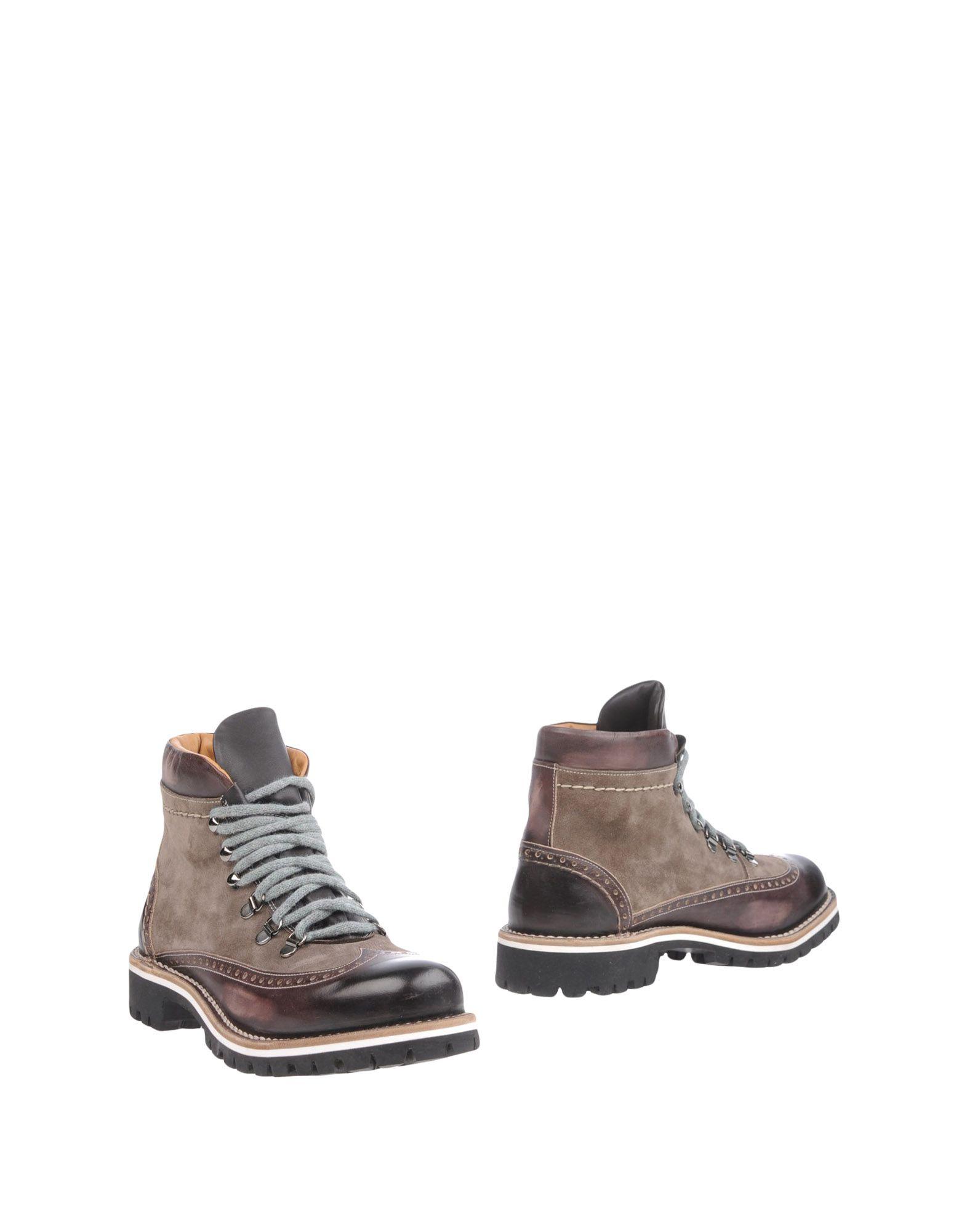 CLAUDIO MARINI Полусапоги и высокие ботинки цены онлайн