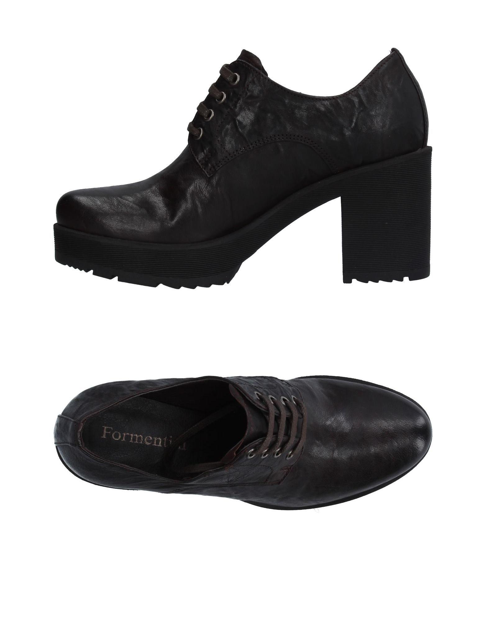 FORMENTINI Обувь на шнурках цены онлайн