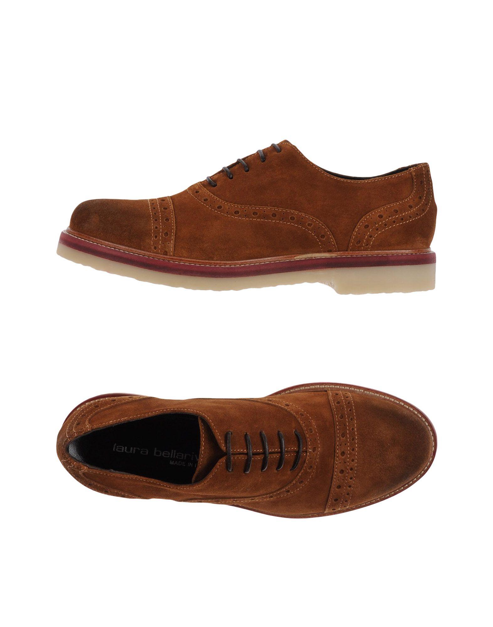 LAURA BELLARIVA Обувь на шнурках цены онлайн